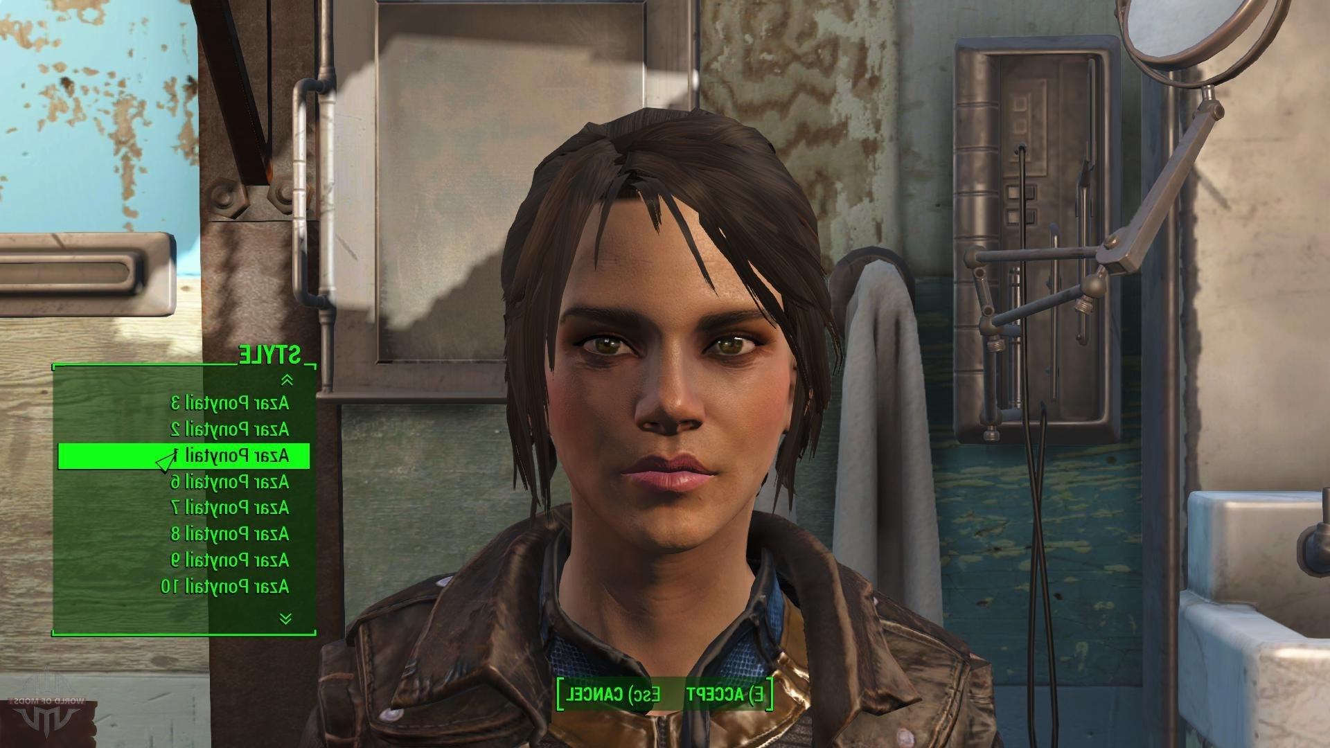 Popular Mod Ponytail Hairstyles Intended For Azar Ponytail Hairstyles For Fallout  (View 15 of 20)