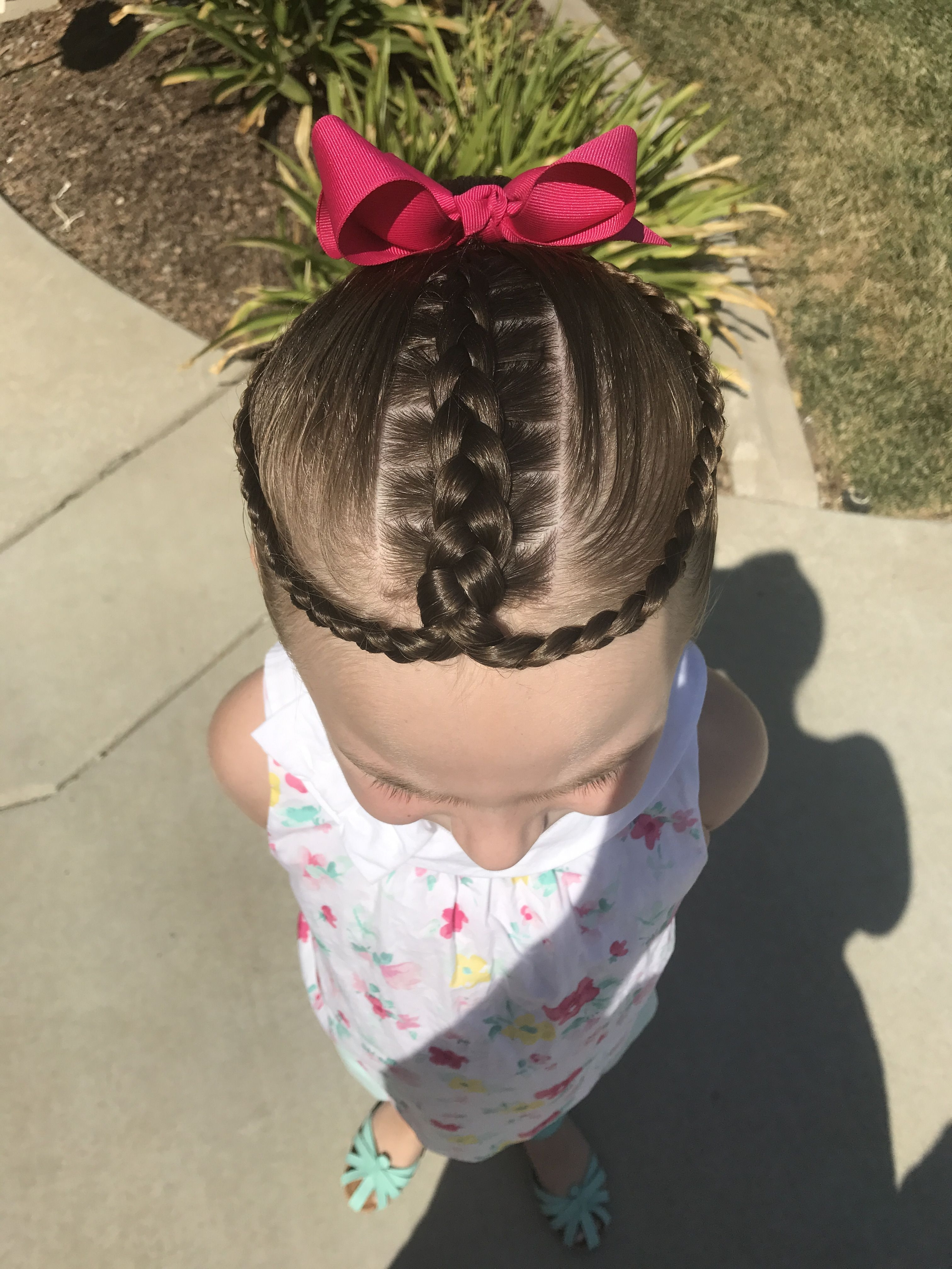 Popular Princess Ponytail Hairstyles With Regard To Ponytail Hairstyles For Toddlers Elegant Warrior Princess Ponytail (View 15 of 20)