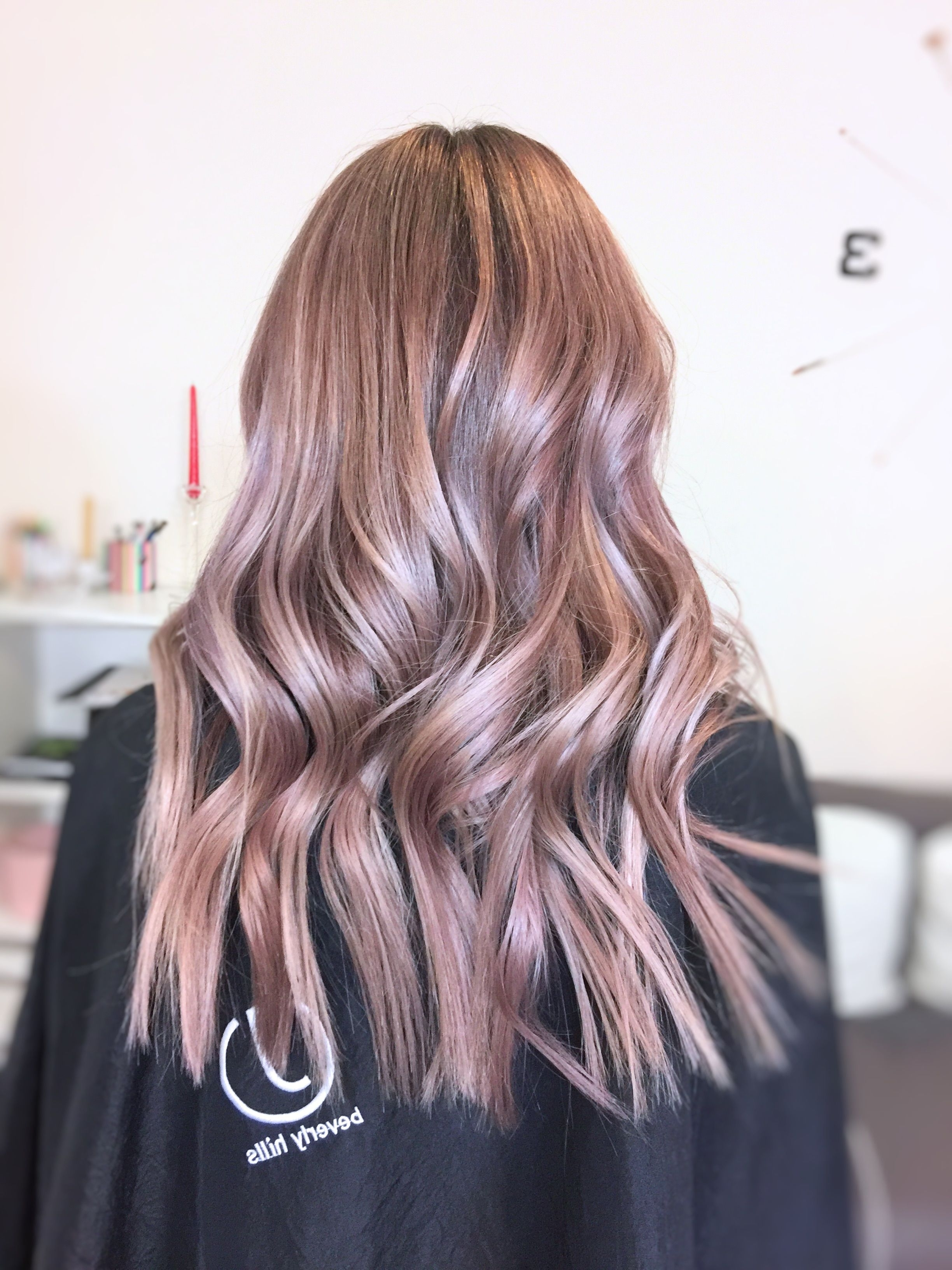 Popular Rosewood Blonde Waves Hairstyles Inside Pinheather On Hair (View 17 of 20)