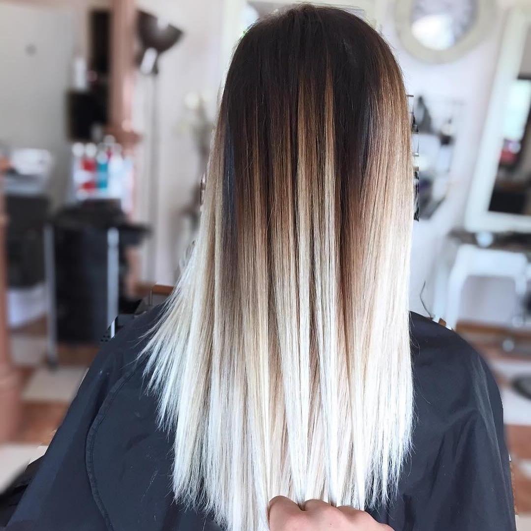 Popular Shoulder Length Ombre Blonde Hairstyles In Medium Hair With Blonde Ombre 10 Medium Length Hair Color Heaven (View 13 of 20)