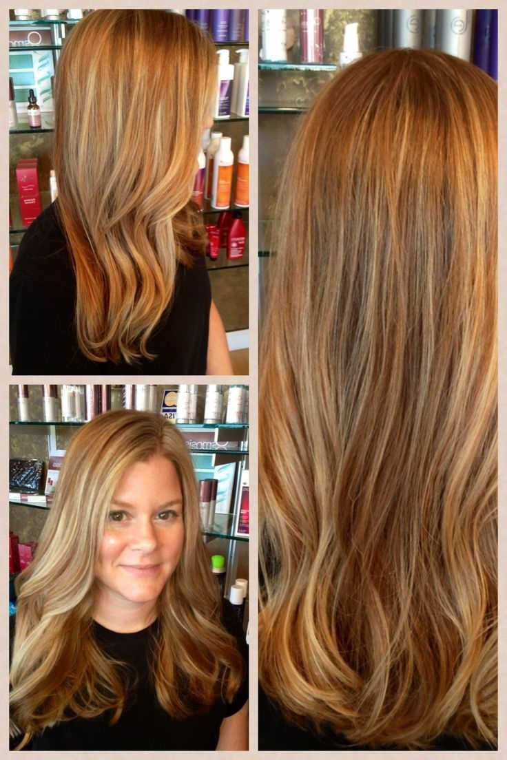 Preferred Buttery Blonde Hairstyles Intended For Unbelievable Butter Blonde Highlights Hairstyles Trends For U Wo (View 17 of 20)