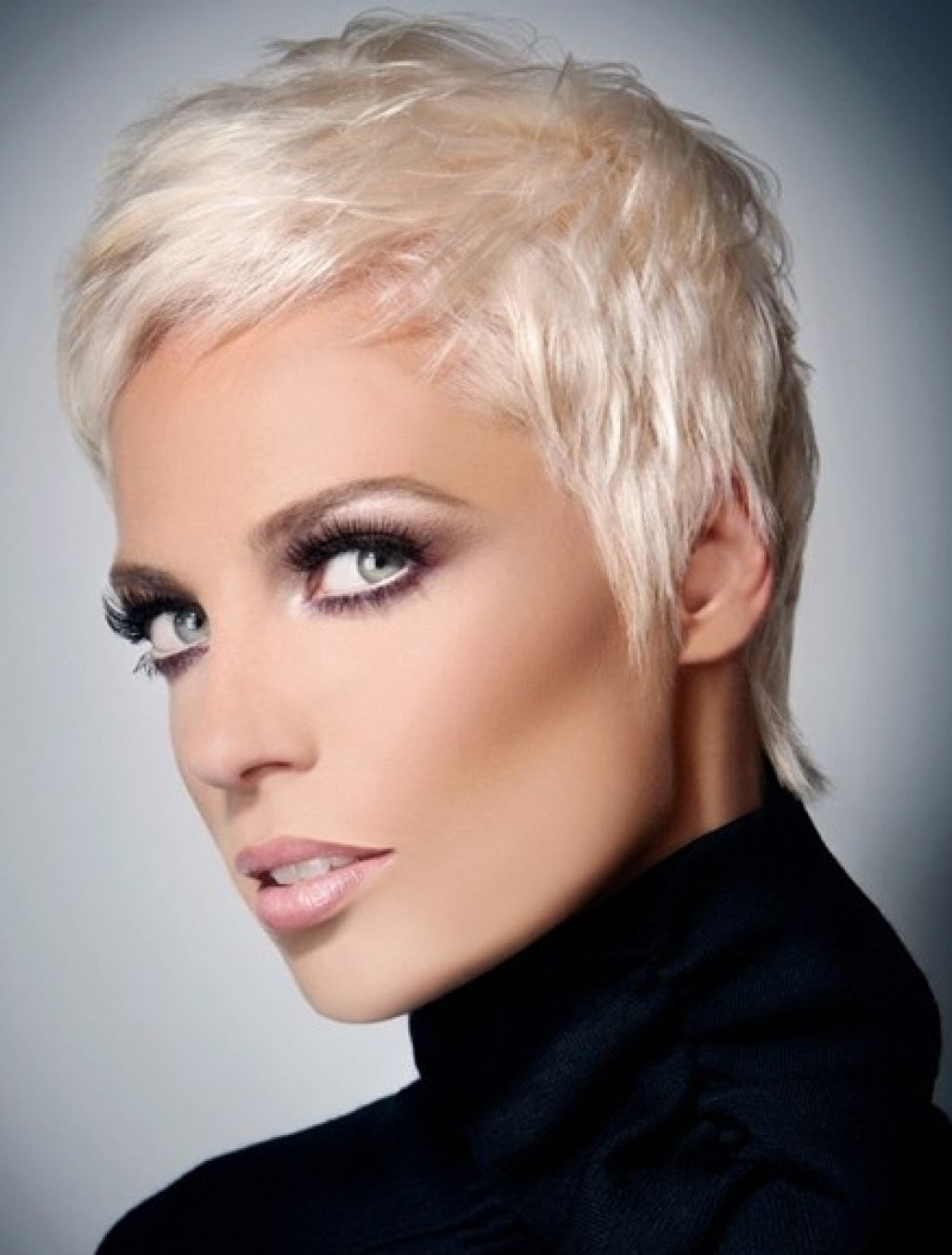 Preferred Choppy Gray Pixie Hairstyles Intended For Beautiful Pixie Hairstyles For Gray Hair Gallery Styles Ideas With (View 8 of 20)