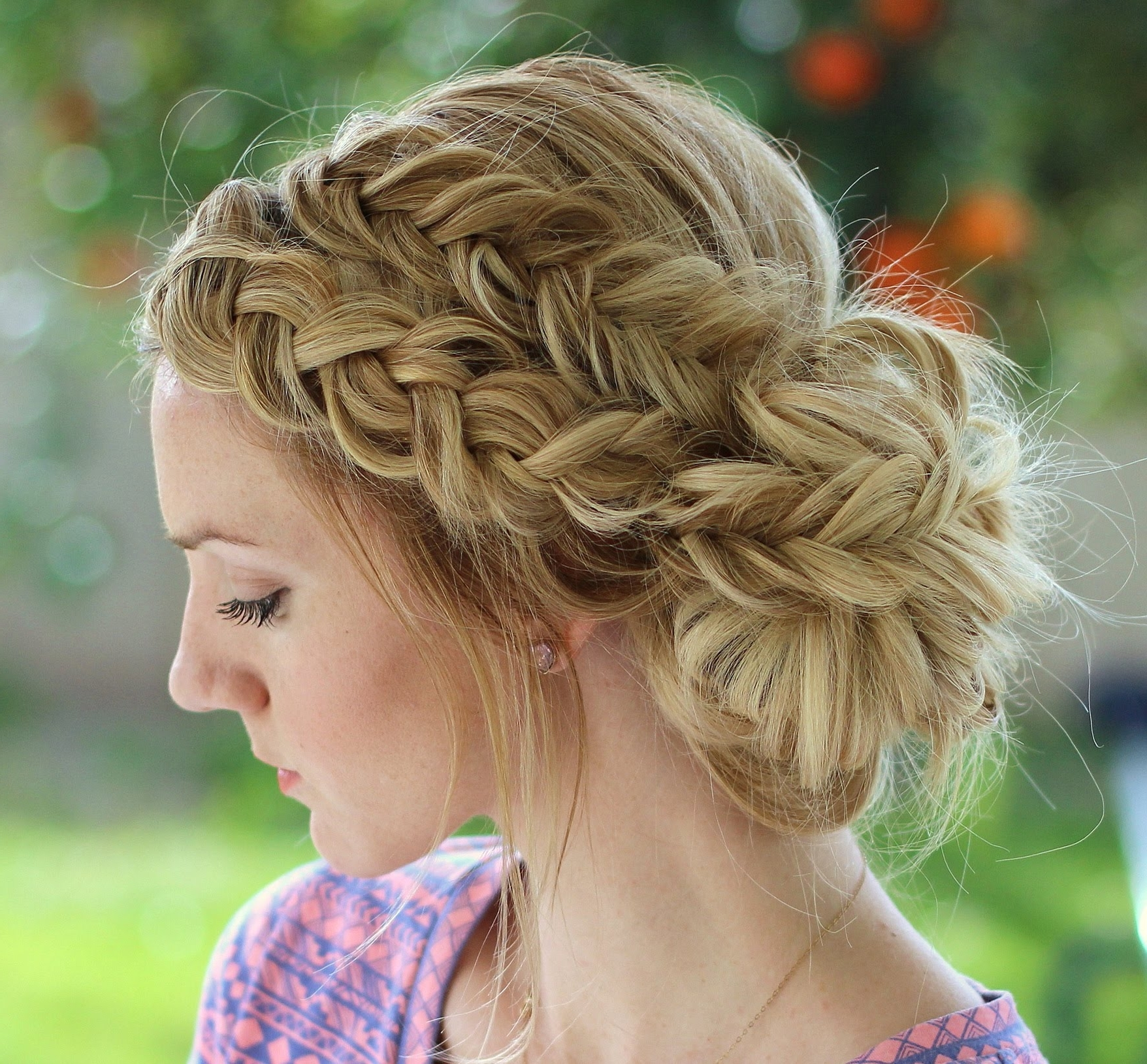 Preferred Messy Ponytail Hairstyles With Side Dutch Braid Throughout How To: Dutch Braid And Dutch Fishtail Braid Messy Bun – Youtube (View 4 of 20)