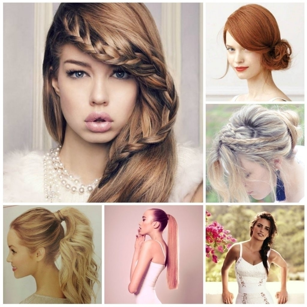 Preferred Ponytail Hairstyles For Layered Hair In 10 Fantastic Cute Ponytail Ideas For Medium Hair (View 16 of 20)