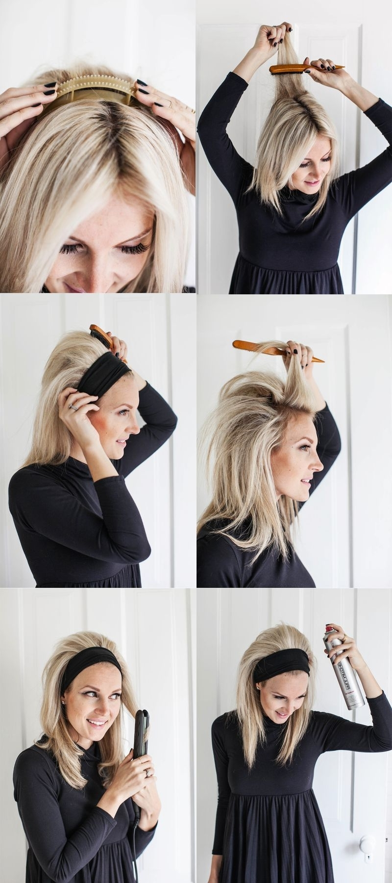 Photo Gallery Of Sleek And Chic Ringlet Ponytail Hairstyles Viewing