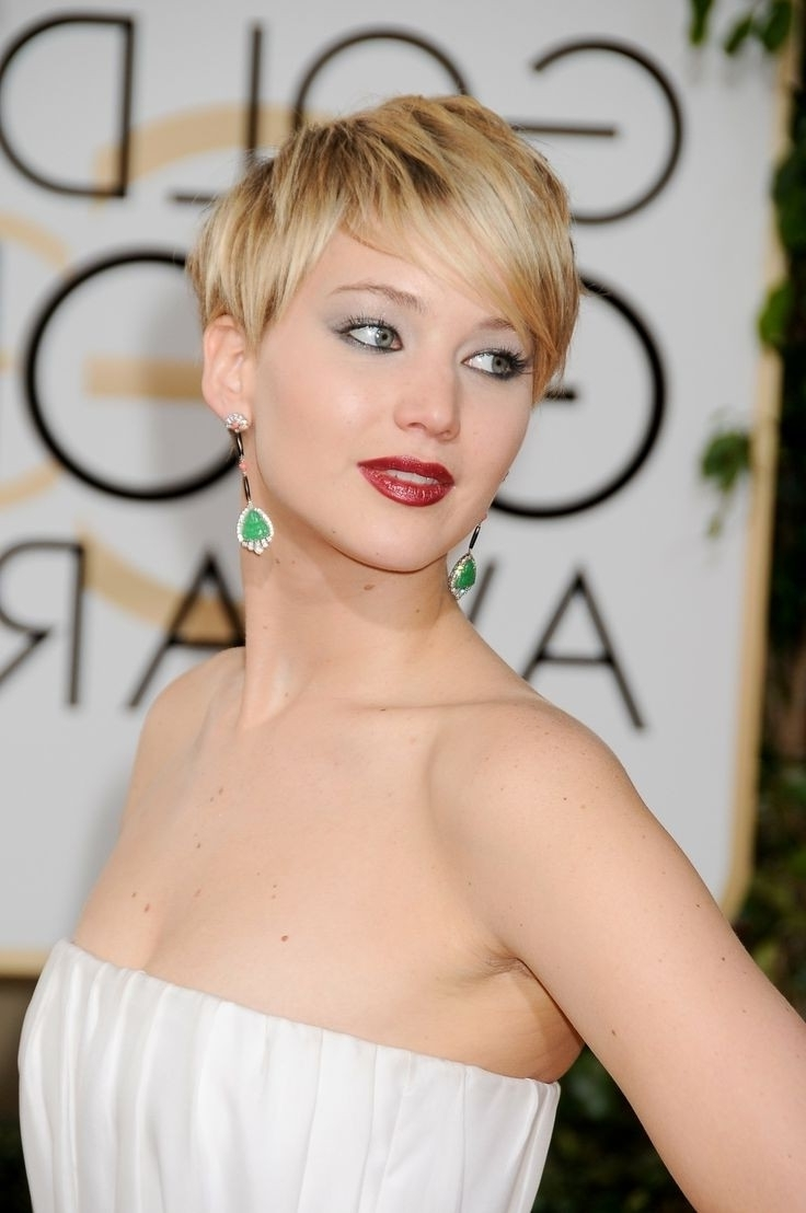 Preferred Soft Pixie Bob Haircuts For Fine Hair With Regard To 24 Beautiful Hairstyles For Thin Hair 2017 – Pretty Designs (View 15 of 20)