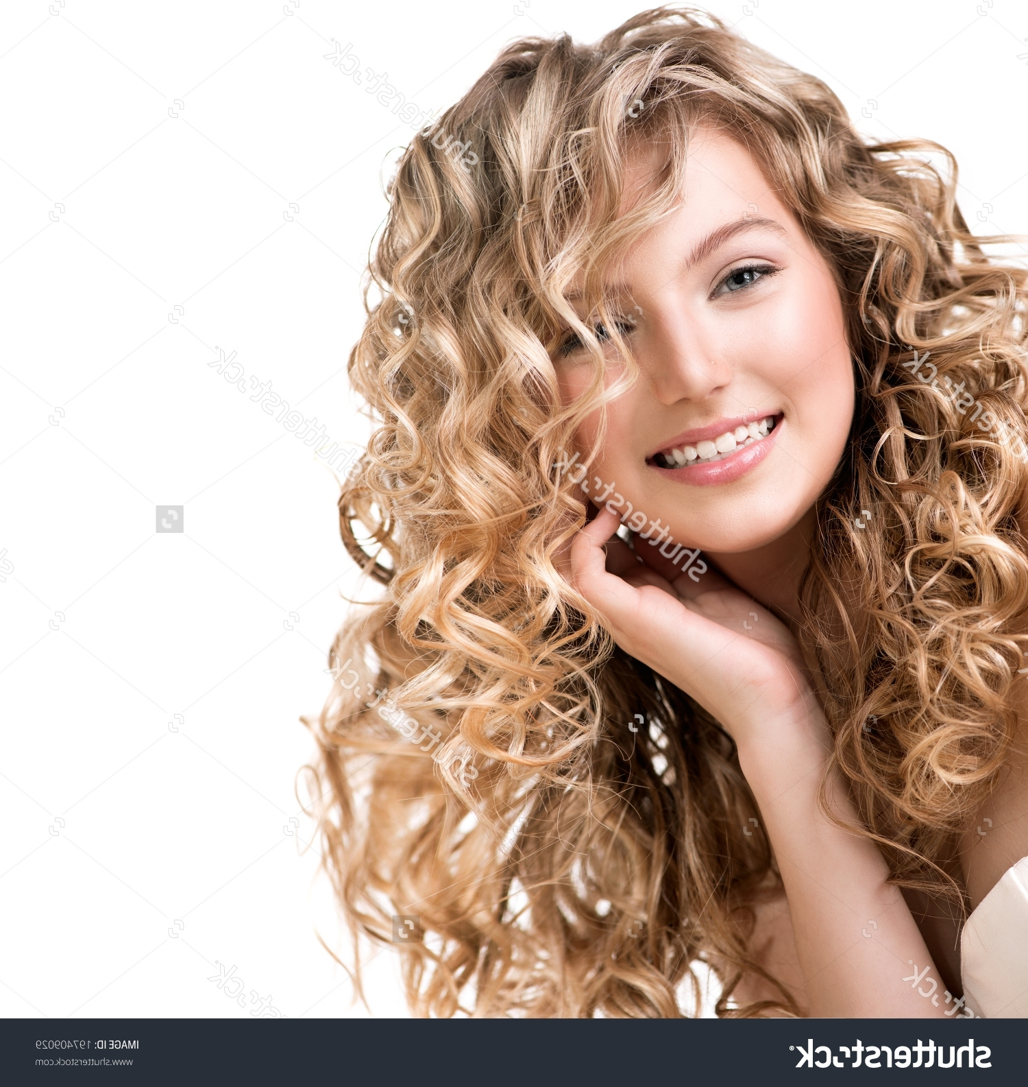 Preferred Warm Blonde Curls Blonde Hairstyles Pertaining To With Your Long Blonde Hair – Best Image Of Blonde Hair 2018 (Gallery 11 of 20)