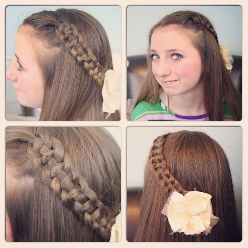 Pullback Hairstyles (View 16 of 20)