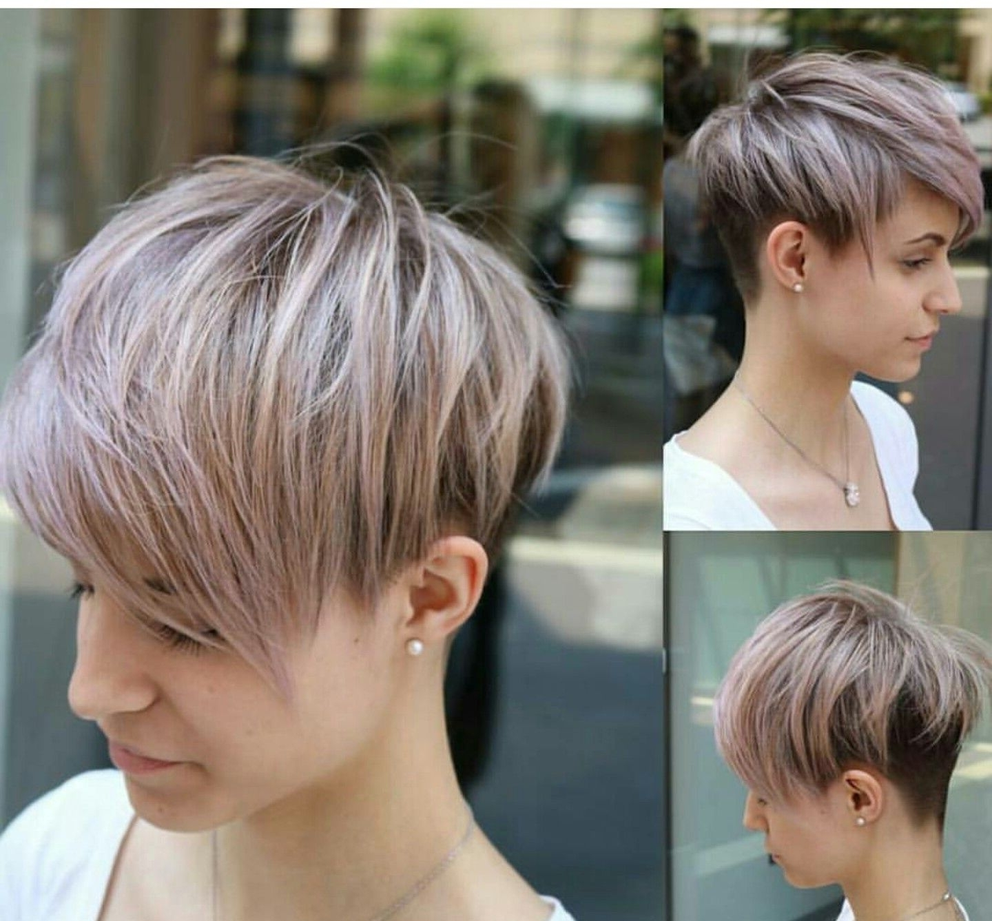 Recent Sassy Undercut Pixie Hairstyles With Bangs Inside Undercut Pixie … (View 4 of 20)