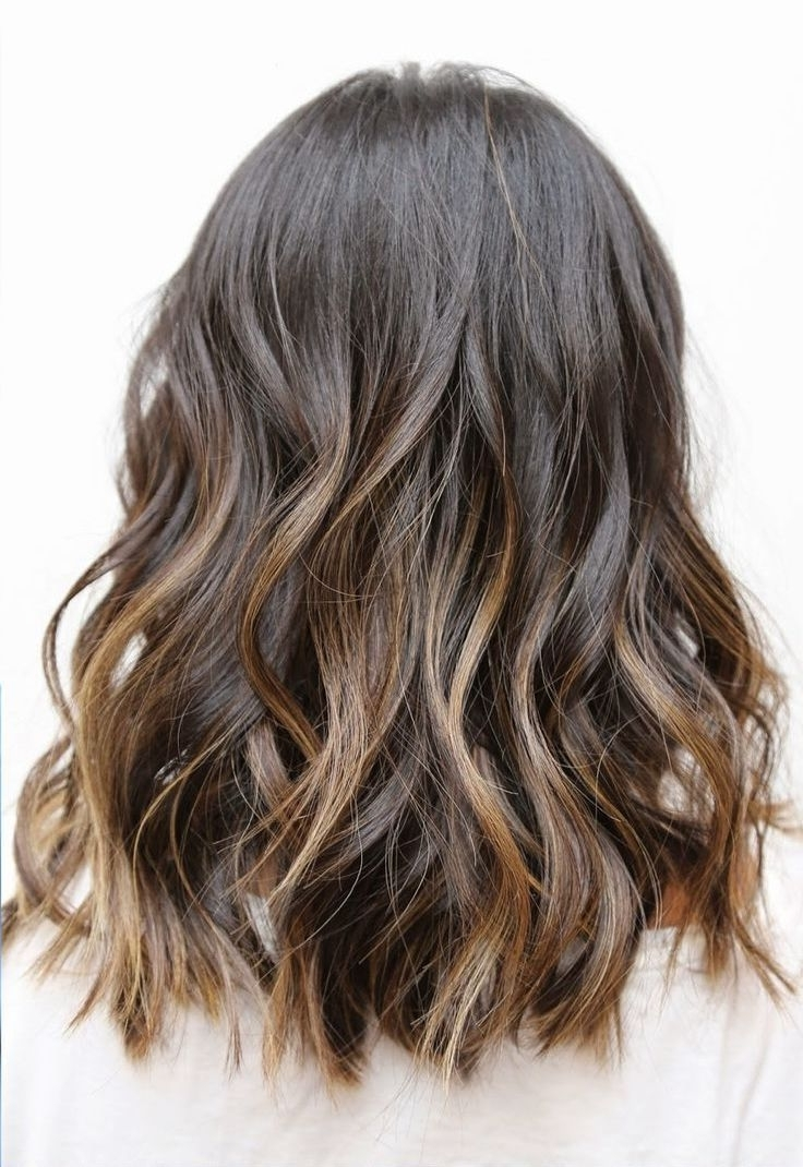 Recent Tousled Shoulder Length Ombre Blonde Hairstyles In 16 Wonderful Medium Hairstyles For 2016 – Pretty Designs (Gallery 14 of 20)