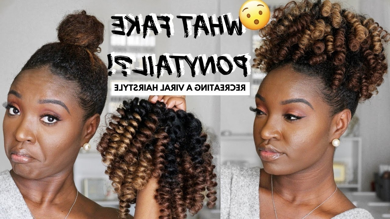 Recreating Viral Hairstyle – Youtube (Gallery 9 of 20)