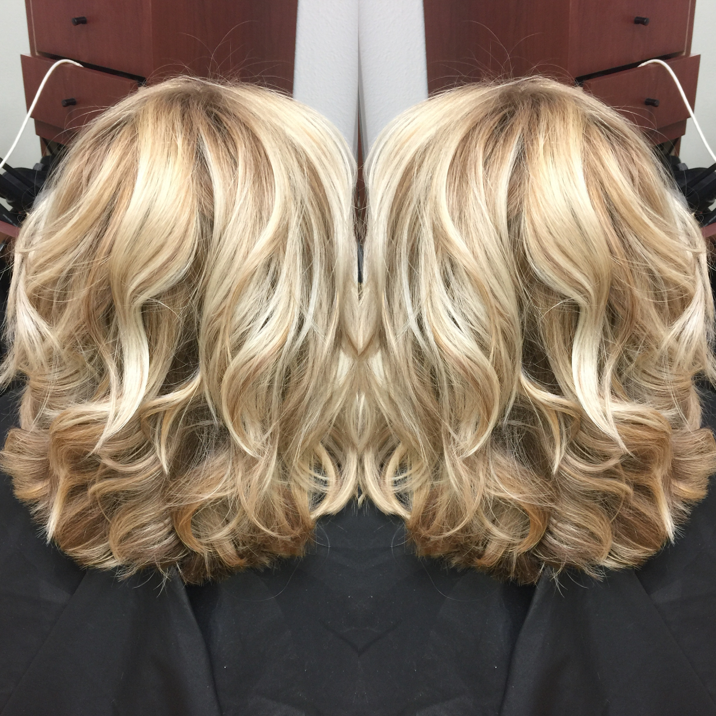 Redlands Hair Stylist Blonde Base Bump With Gold And Platinum Intended For Trendy Golden And Platinum Blonde Hairstyles (Gallery 15 of 20)