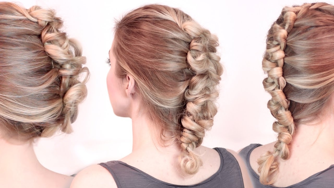 Featured Photo of Rockstar Fishtail Hairstyles