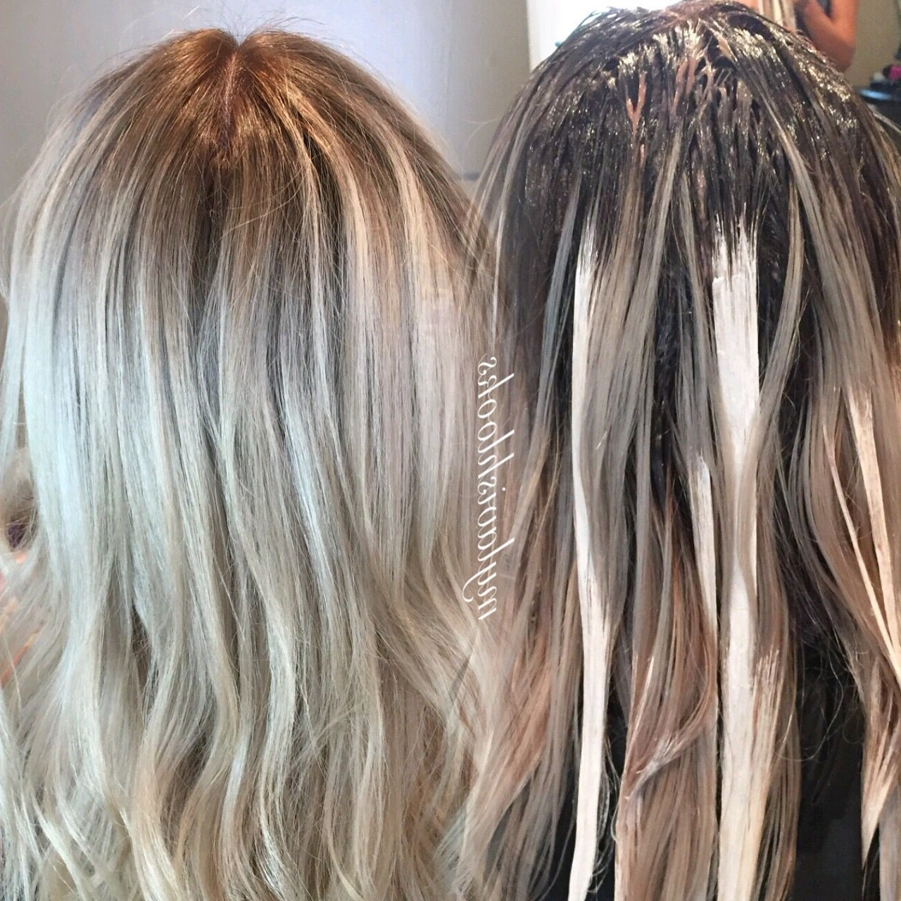 Shadow Root With Balayage (View 13 of 20)