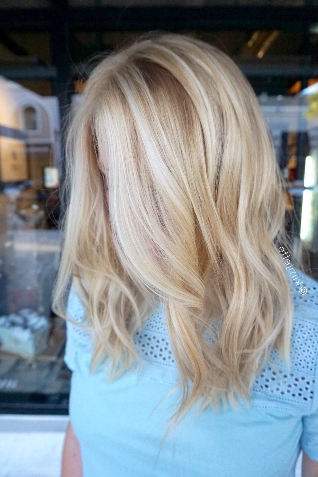 Short Curly Weave Regarding Famous Soft Flaxen Blonde Curls Hairstyles (View 18 of 20)