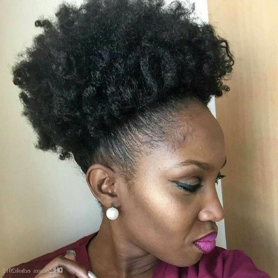 Short High Ponytail Hairpiece Afro Puff Drawstring Ponytail For With Regard To Popular Curly Blonde Afro Puff Ponytail Hairstyles (View 8 of 20)