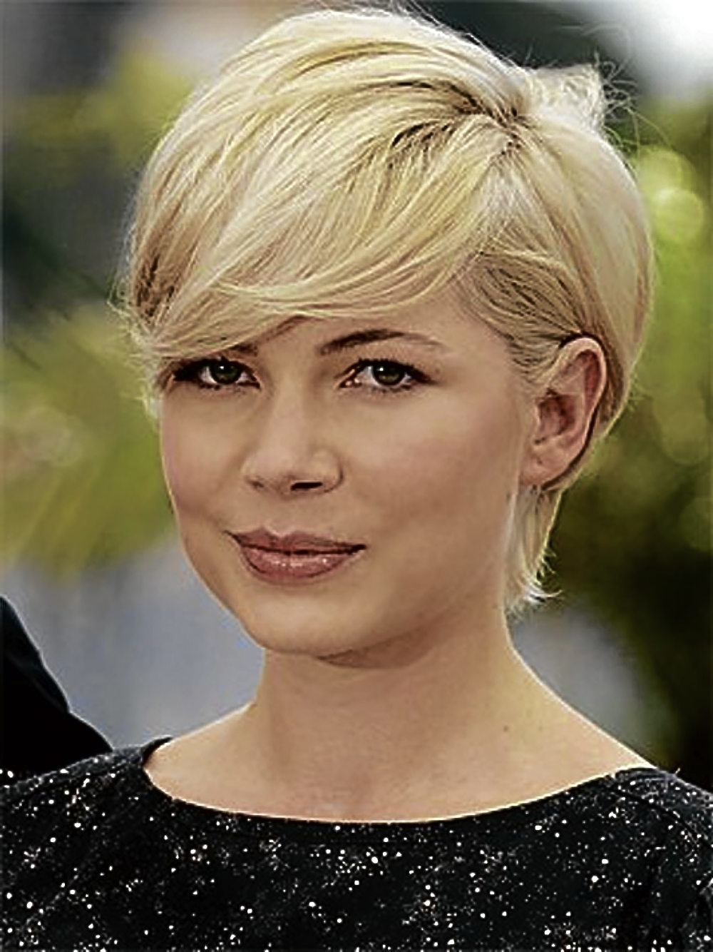 Short Pixie Haircuts For Thick Hair – Short And Cuts Hairstyles Inside Well Known Long Voluminous Pixie Hairstyles (View 16 of 20)
