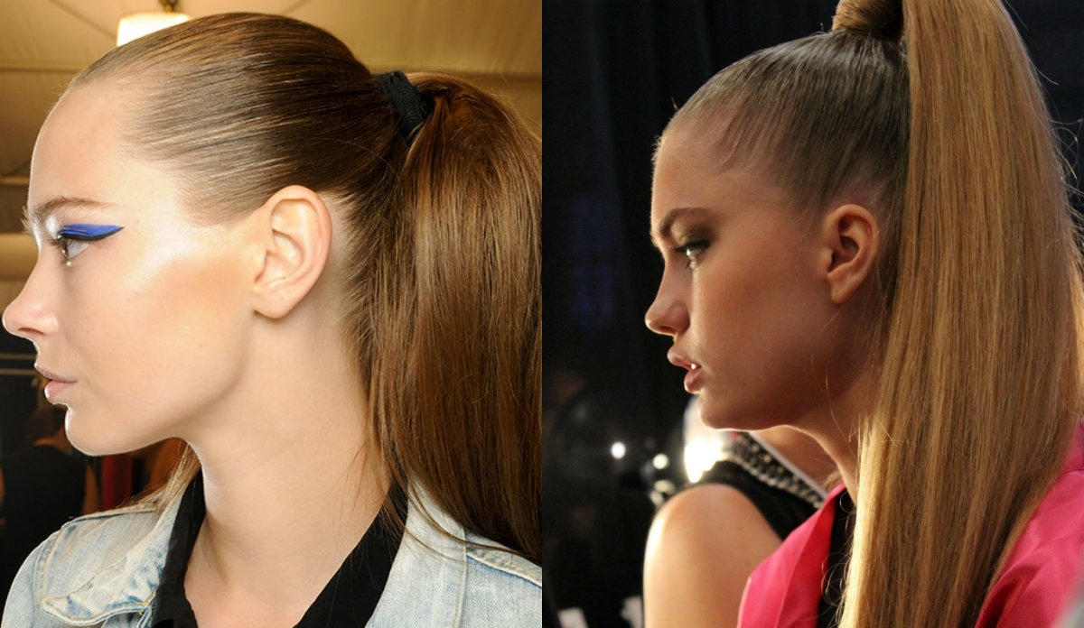 Simple Glorious High Sleek Ponytail Hairstyles (View 16 of 20)