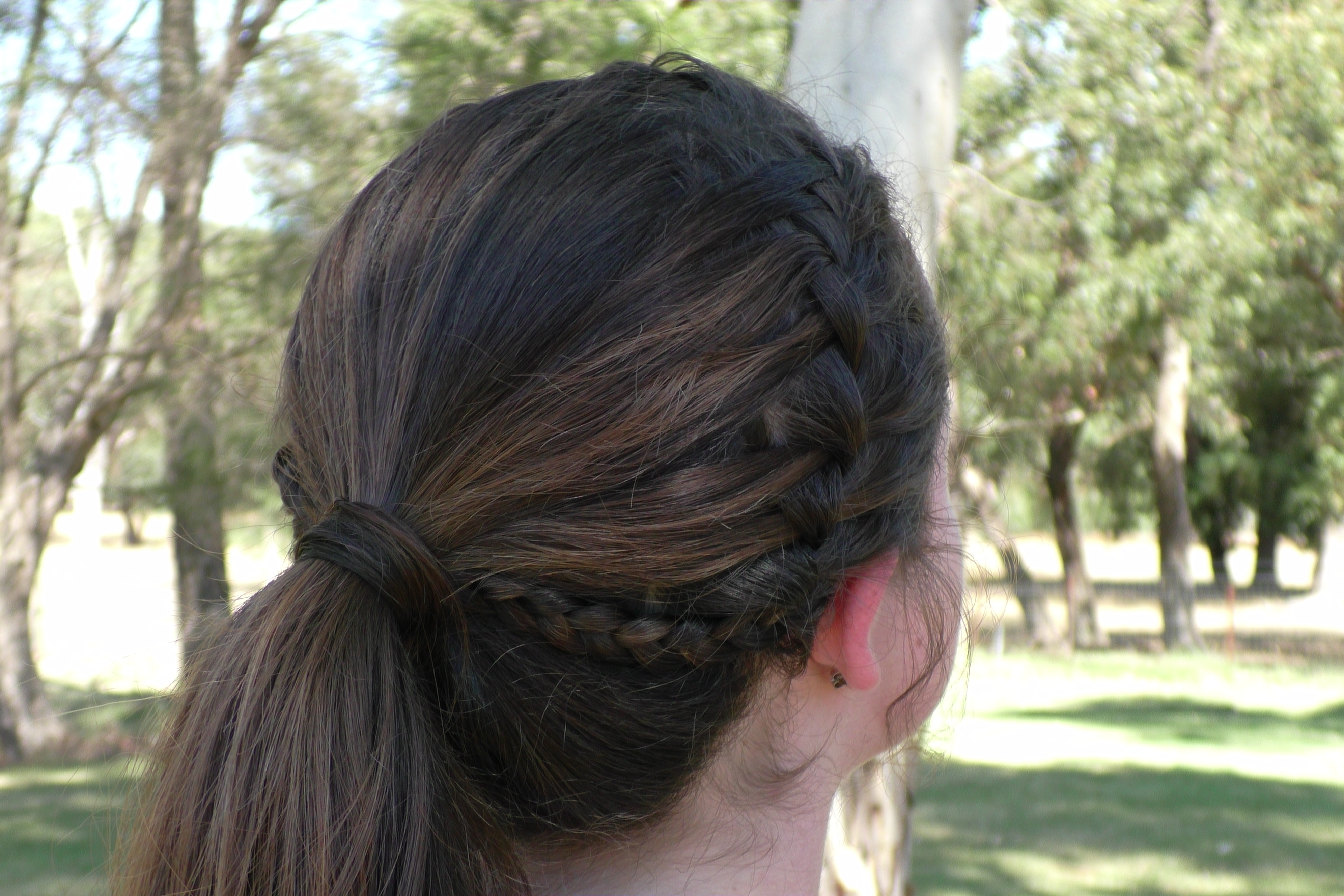 Sport Hairstyle – Seton Girls' Hairstyles (View 18 of 20)
