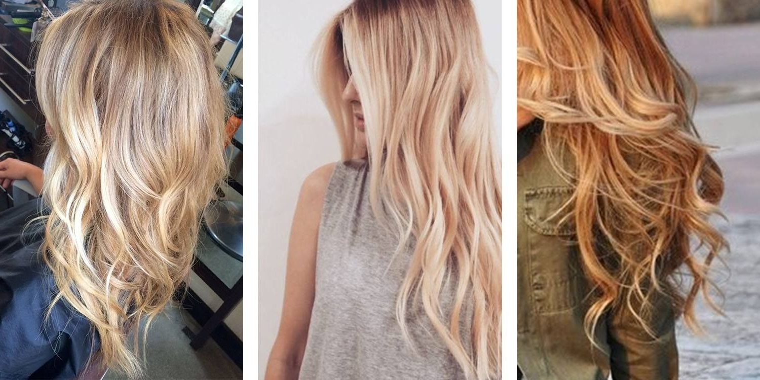 Strawberry Blonde, Buttery Blonde And Beige Blonde Hairstyleslike Inside Favorite Buttery Blonde Hairstyles (View 4 of 20)