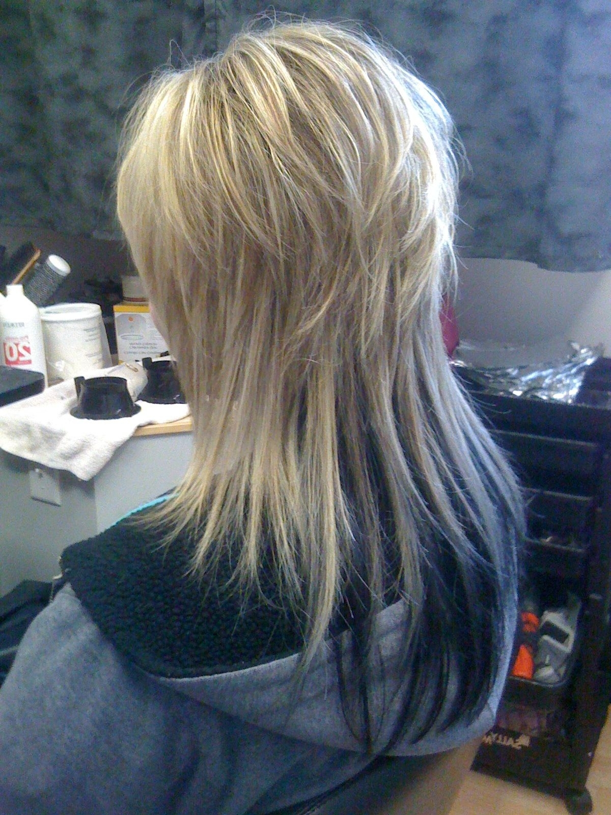 Style That Hair For Well Known Platinum Tresses Blonde Hairstyles With Shaggy Cut (View 17 of 20)