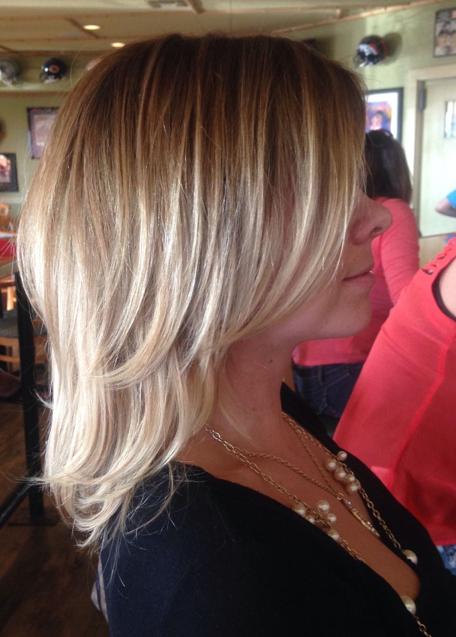 Subtle #blonde #ombré Hair Color Perfect Spring/ Summer Blonde Within Well Liked Subtle Blonde Ombre (View 13 of 20)