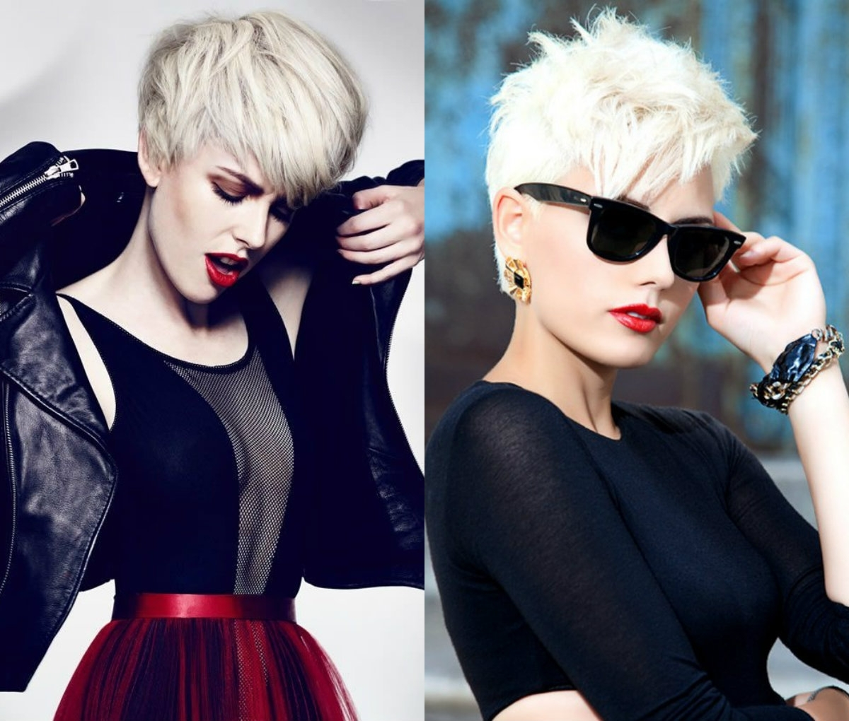 Super Extravagant Pixie Haircuts For Short Hair Lovers (View 17 of 20)