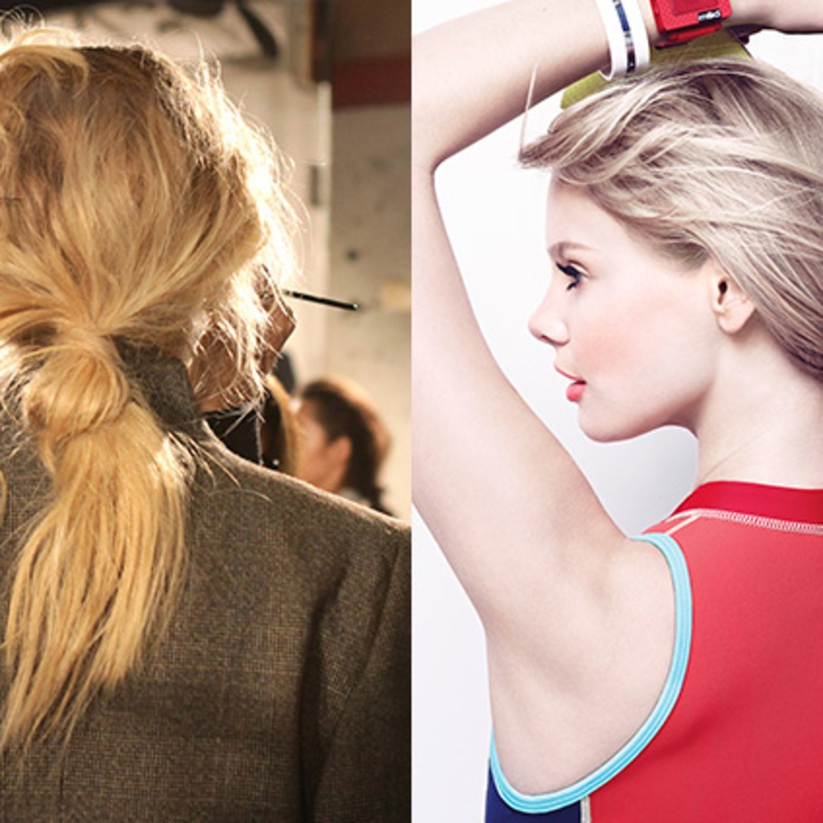 The 17 Prettiest Ponytails Right Now – Allure Regarding Latest Lively And Lovely Low Ponytail Hairstyles (View 4 of 20)