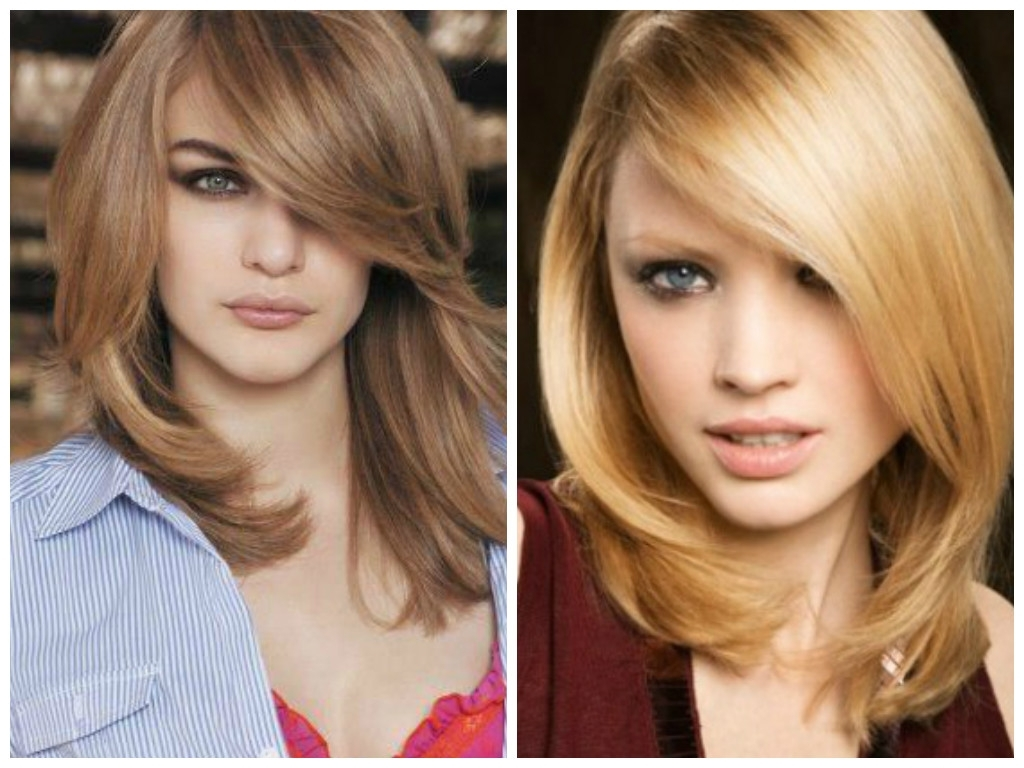 The Best Lob Haircut Ideas – Hair World Magazine With Trendy Blonde Lob Hairstyles With Sweeping Bangs (View 12 of 20)