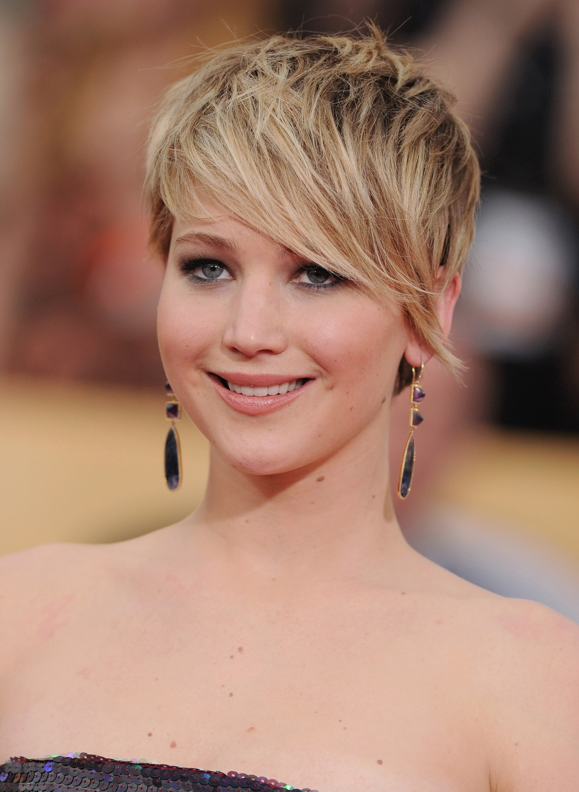 The Right Pixie Cut For Your Face Shape In Most Popular Asymmetrical Long Pixie Hairstyles For Round Faces (View 19 of 20)