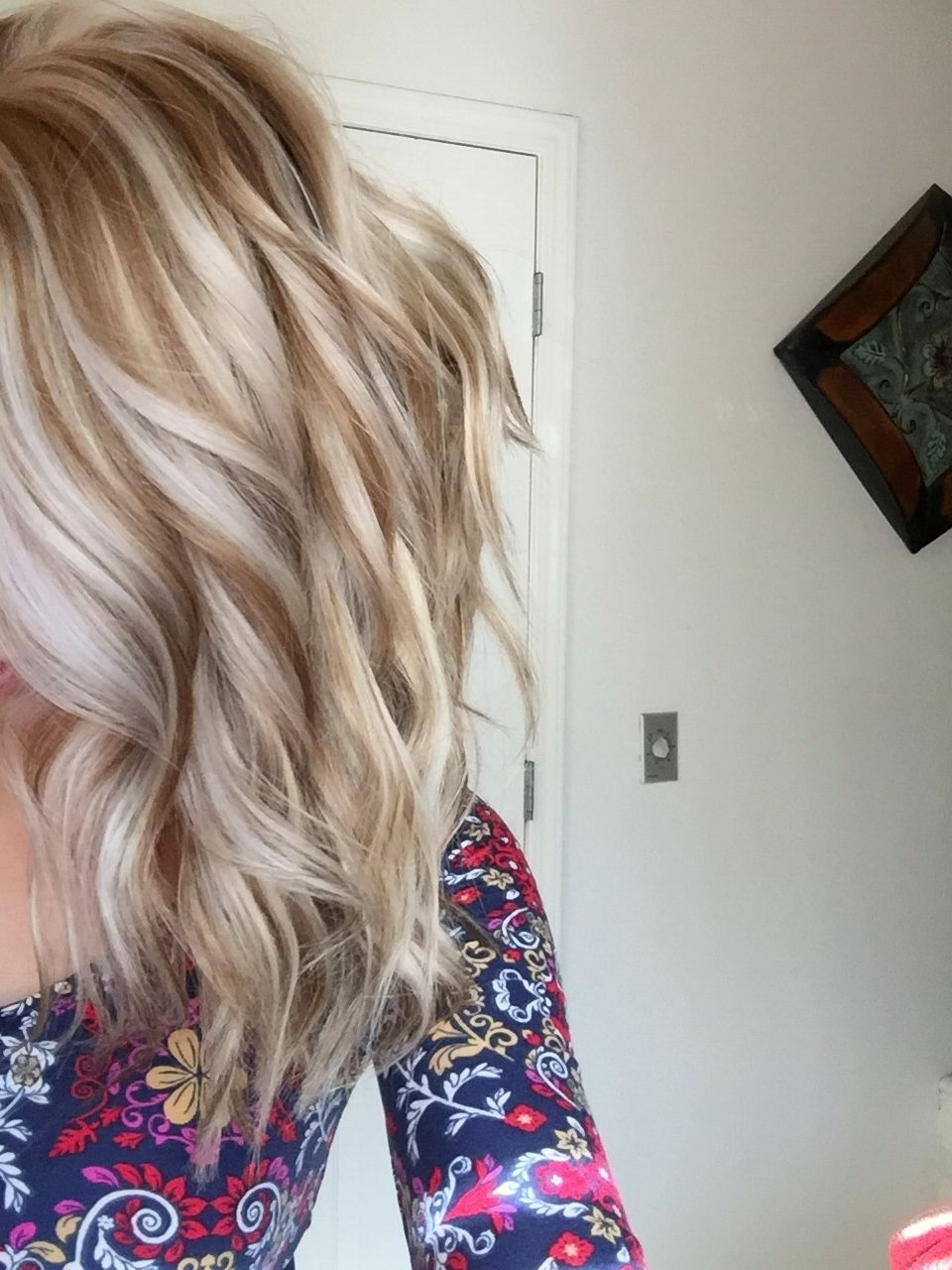 This Is My Hair!! Golden Lowlights With Platinum Highlights In Trendy Golden And Platinum Blonde Hairstyles (View 17 of 20)