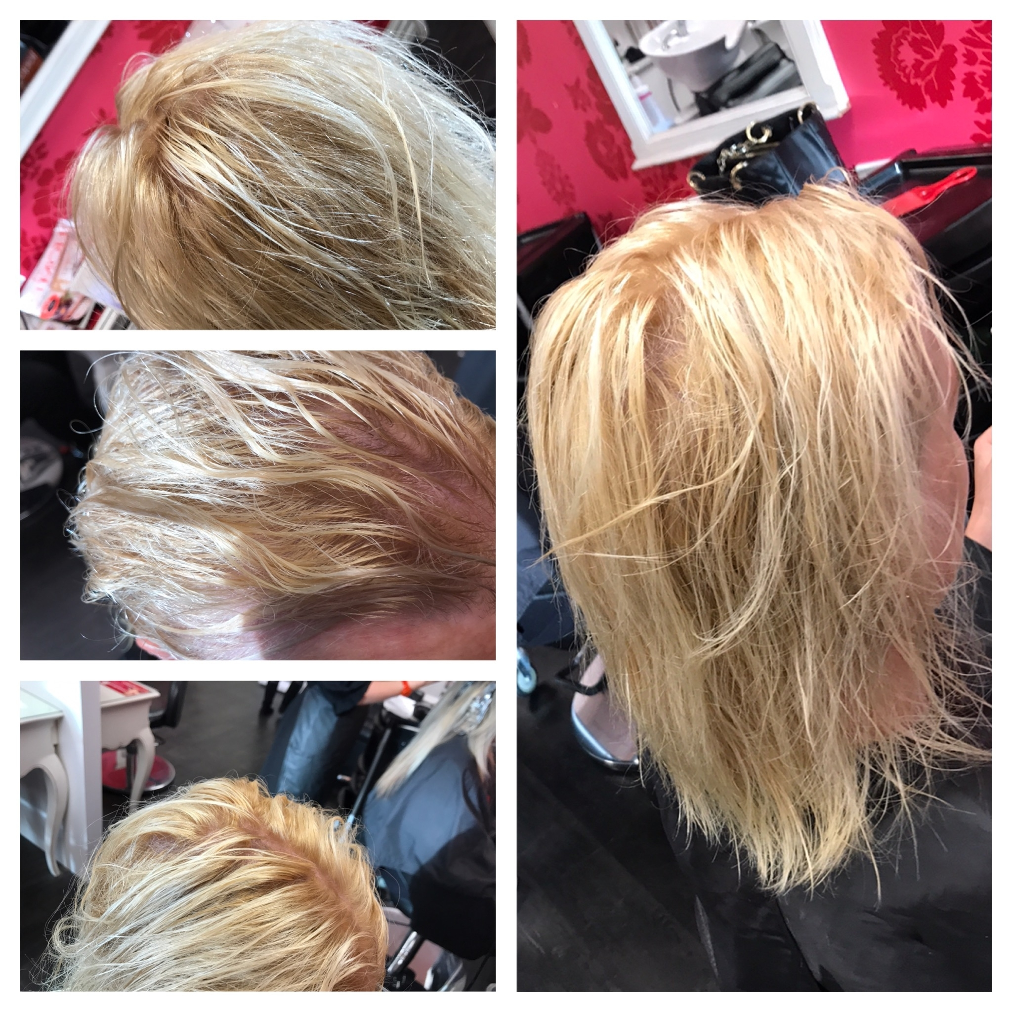 To Attain The Perfect Blondetoner Or No Toner? – V For Hair Intended For Current Creamy Blonde Fade Hairstyles (View 18 of 20)