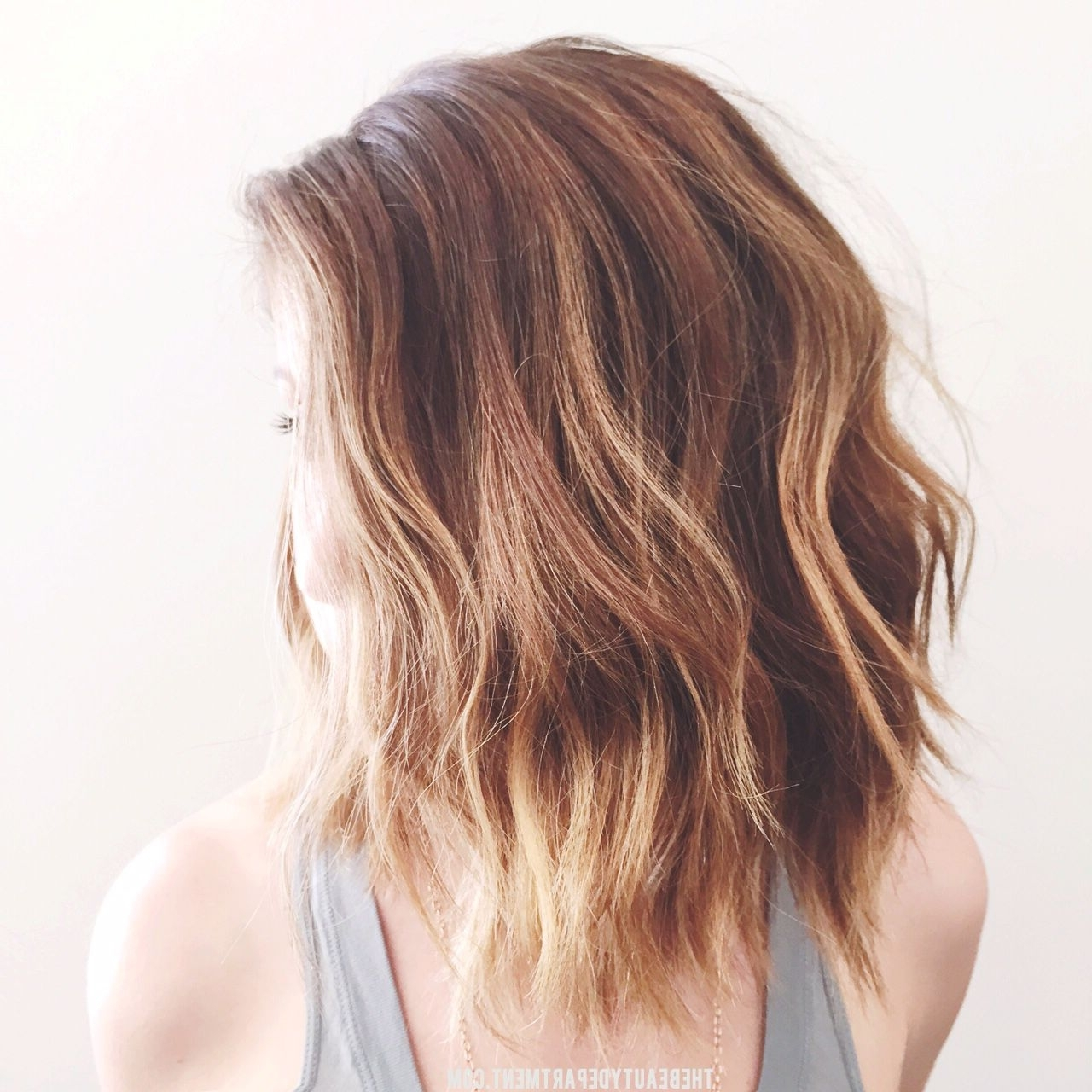 Tortoiseshell Hair Color Trend (View 20 of 20)