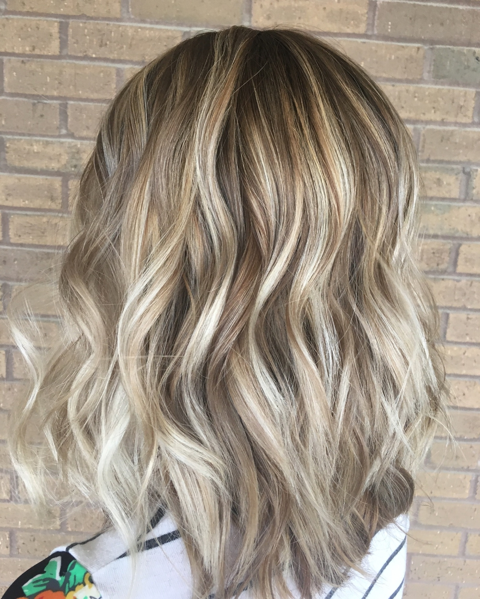 Trendy Blonde Color Melt Hairstyles With Regard To Balayage Fall Hair Lowlights Color Melt Red Hair Blonde Hair As For (View 17 of 20)