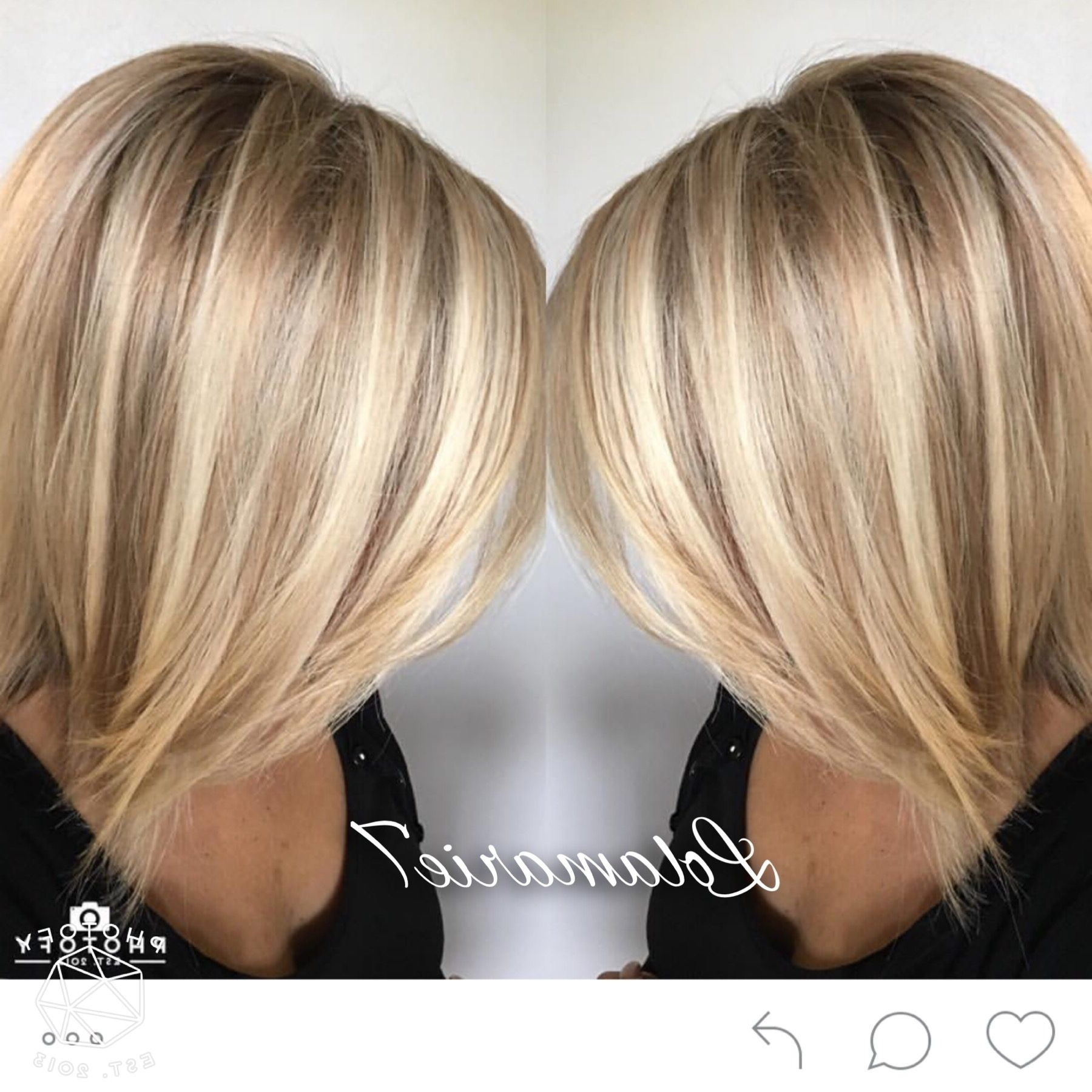 Trendy Buttery Blonde Hairstyles Intended For Buttery Blonde! … (View 19 of 20)