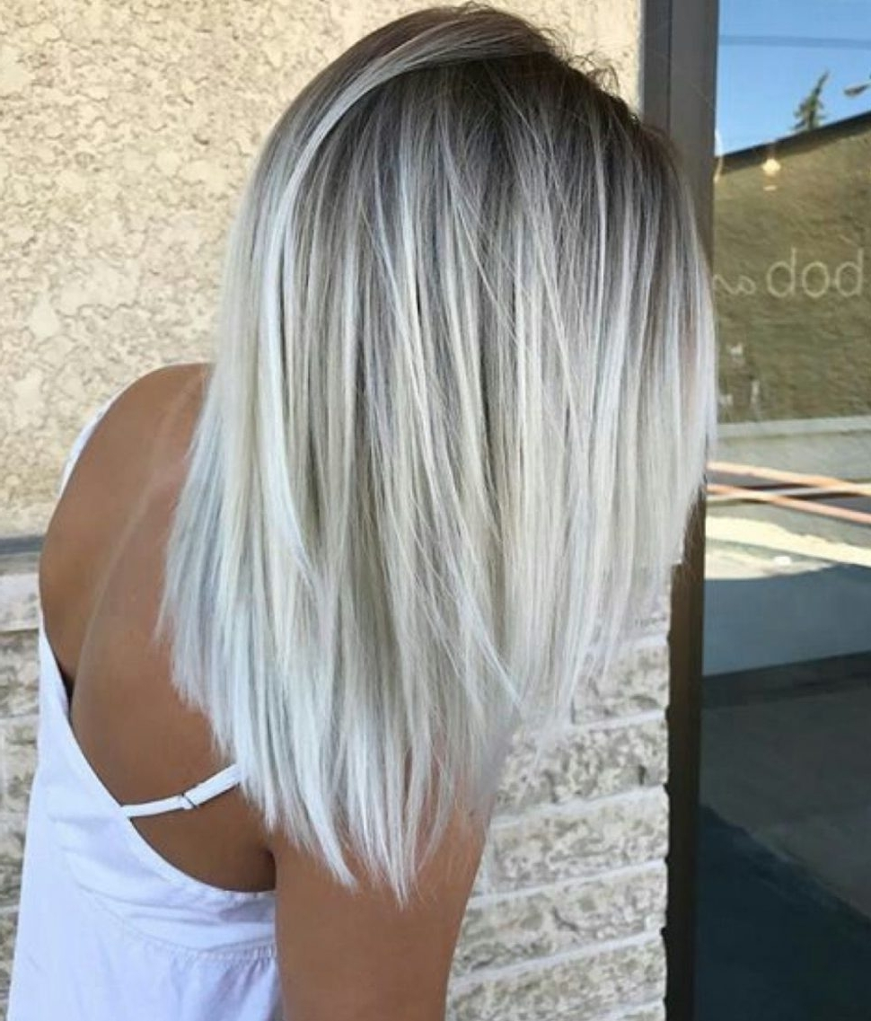 Trendy Cool Dirty Blonde Balayage Hairstyles In Women Hairstyle : Cool Toned Blonde Toning Dirty Light Warm Color Or (View 17 of 20)