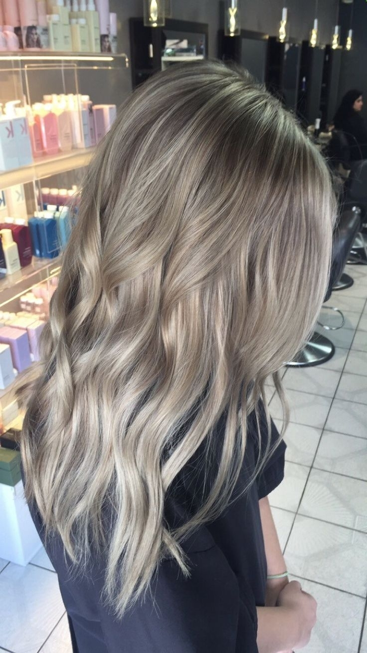 Trendy Feathered Ash Blonde Hairstyles With Regard To 45 Adorable Ash Blonde Hairstyles – Stylish Blonde Hair Color Shades (View 18 of 20)