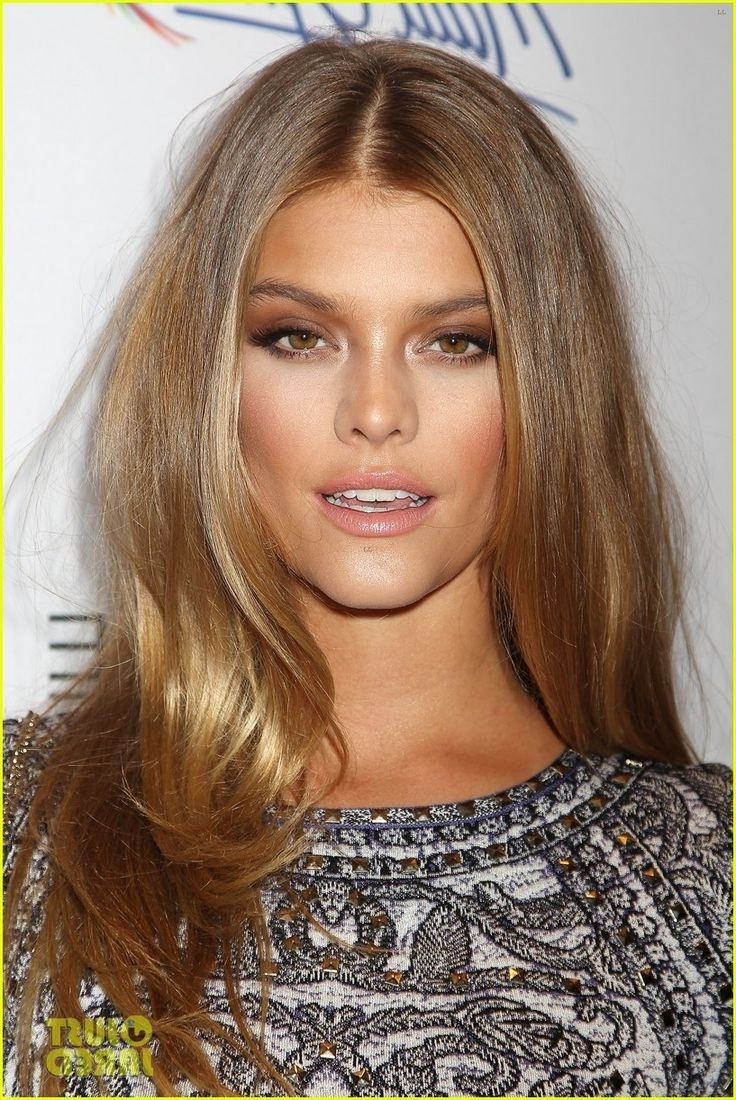 Trendy Honey Blonde Hairstyles For Hair Color Yellow & Brown Photo Best 25+ Honey Blonde Hair Ideas On (View 16 of 20)