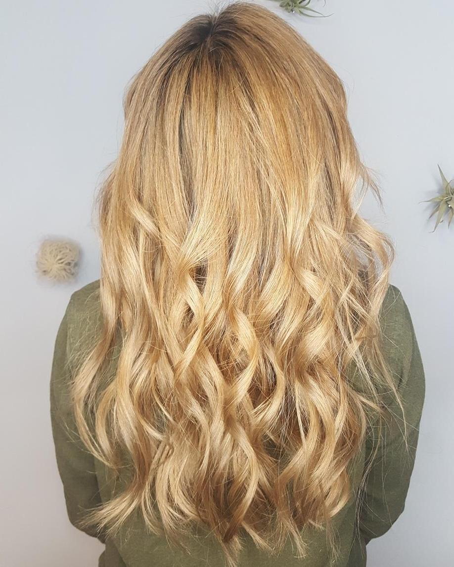 Trendy Medium Honey Hued Blonde Hairstyles Regarding 21 Hottest Honey Blonde Hair Color Ideas Of (View 17 of 20)