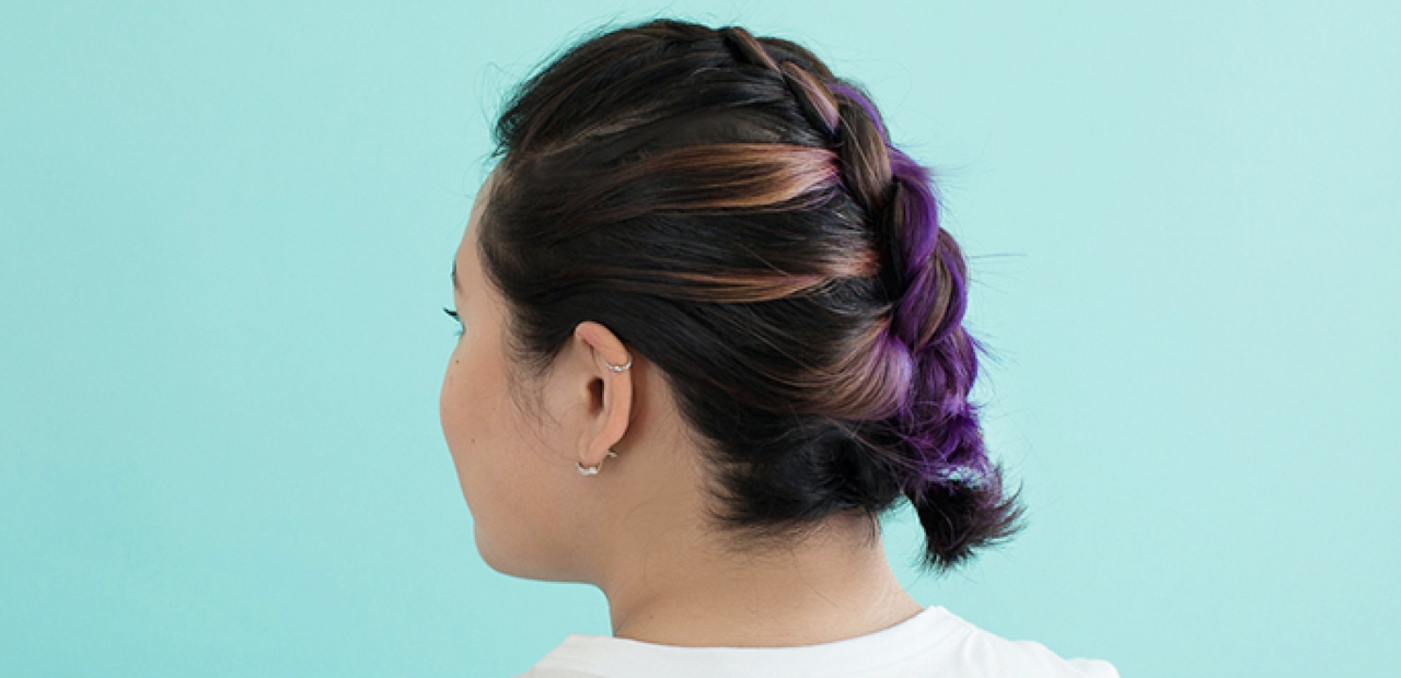 Trendy Messy Side Braided Ponytail Hairstyles Inside How To Braid Hair: 8 Cute Diy Hairstyles For Every Hair Type (View 19 of 20)