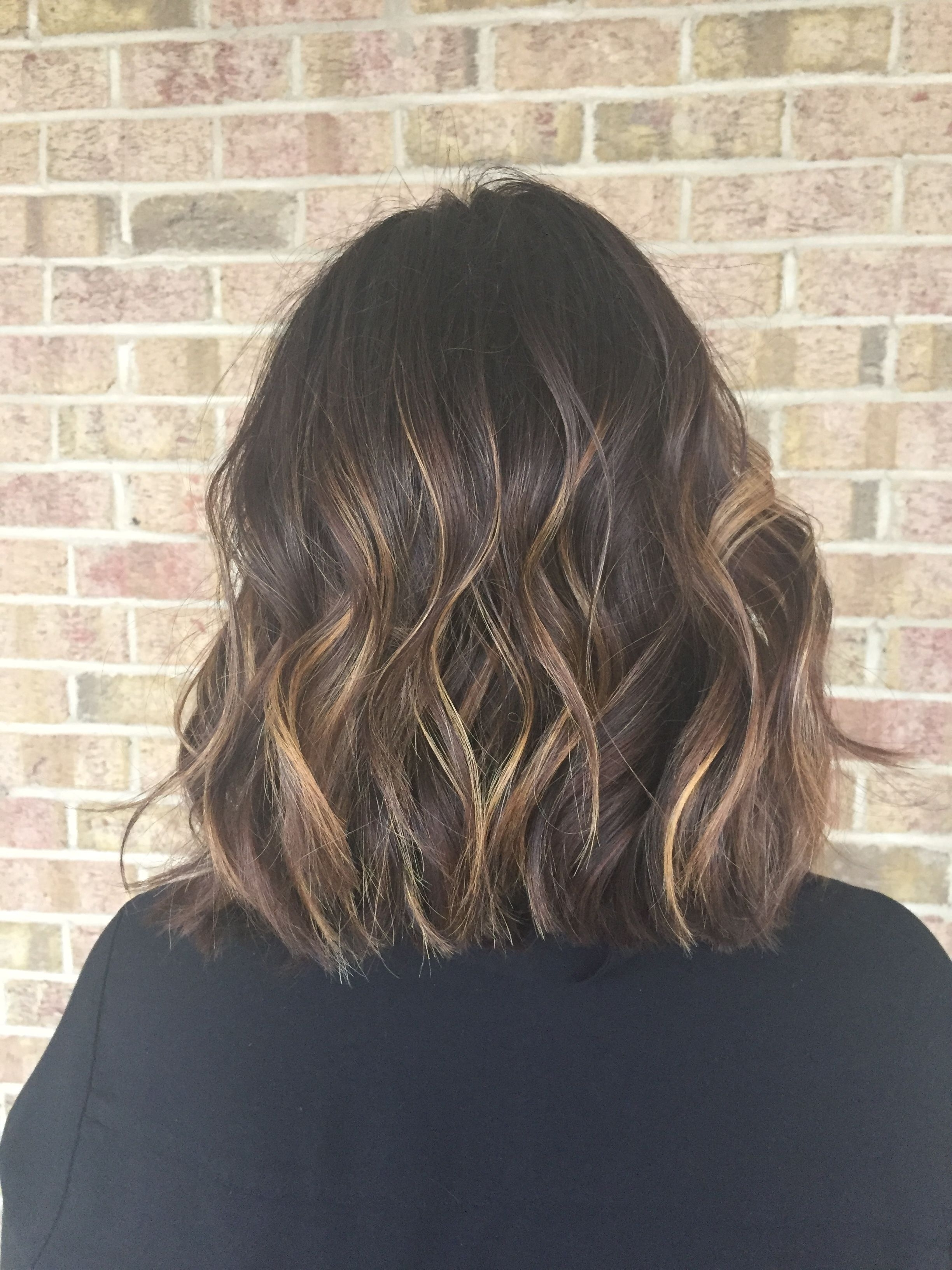 Trendy Piece Y Pixie Haircuts With Subtle Balayage In Balayage For Dark Brown Hair. Hairchelsea Pelfrey (View 17 of 20)