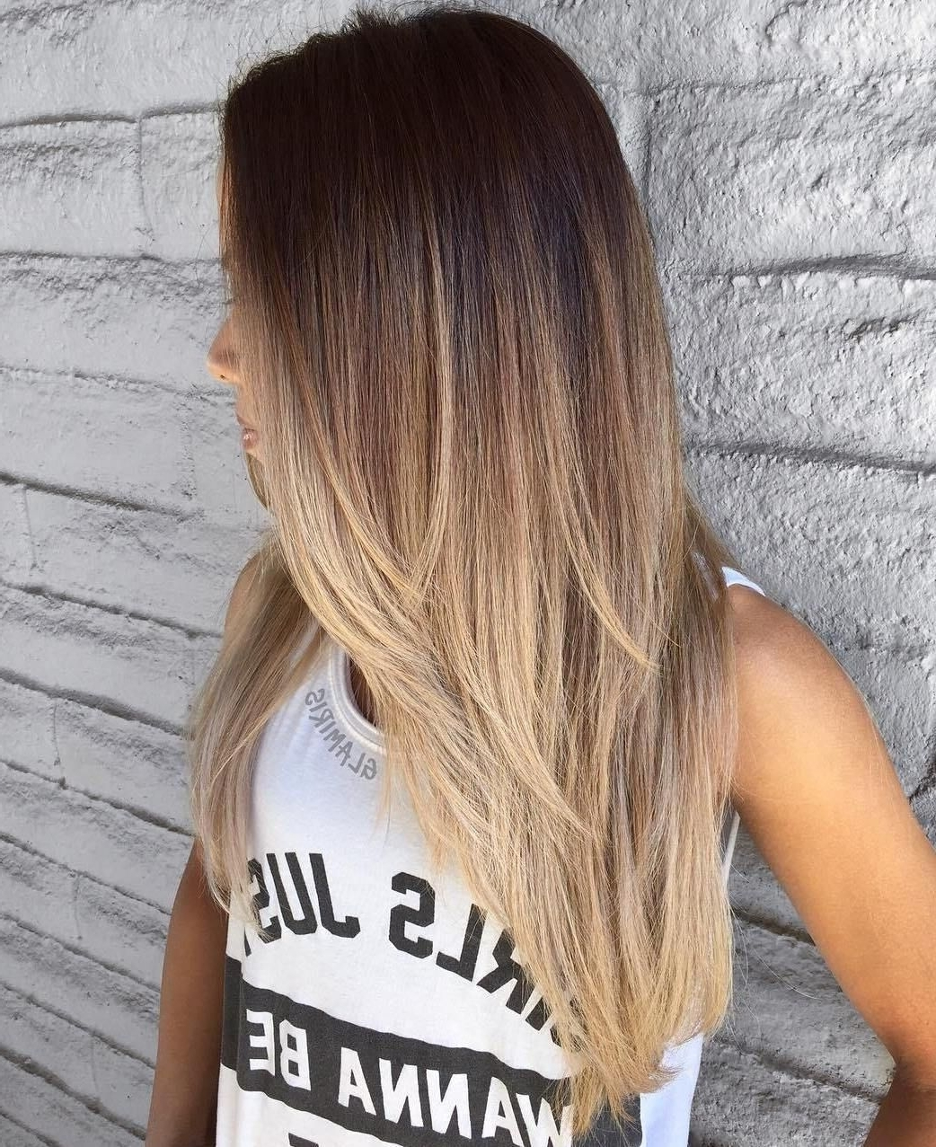 Trendy Soft Layers And Side Tuck Blonde Hairstyles Pertaining To 60 Most Beneficial Haircuts For Thick Hair Of Any Length (View 10 of 20)