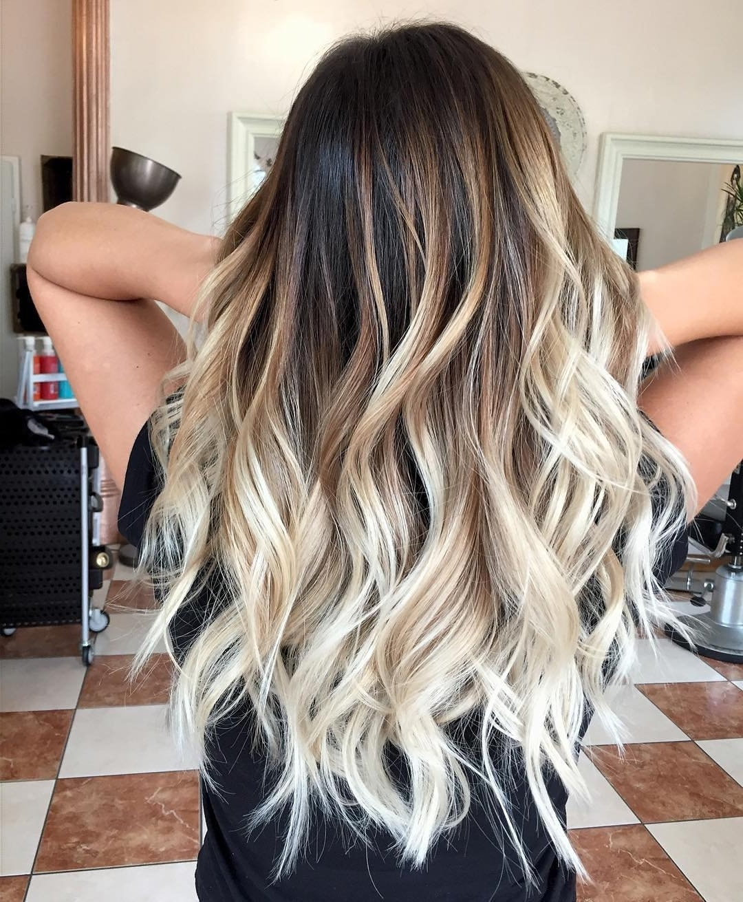 Trendy Tousled Shoulder Length Ombre Blonde Hairstyles Throughout 10 Medium Length Hair Color Heaven – Women Medium Hairstyles (View 16 of 20)