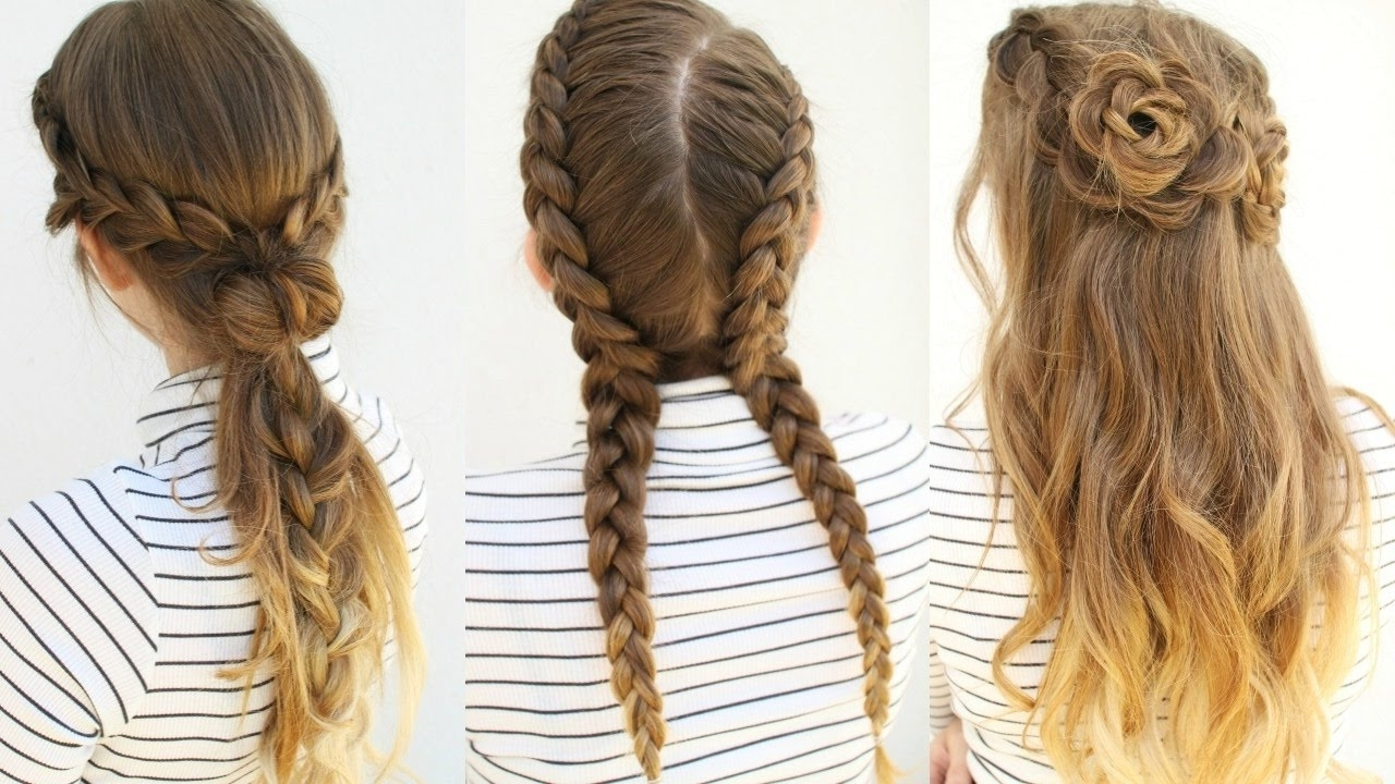 Tumblr Braids (View 18 of 20)