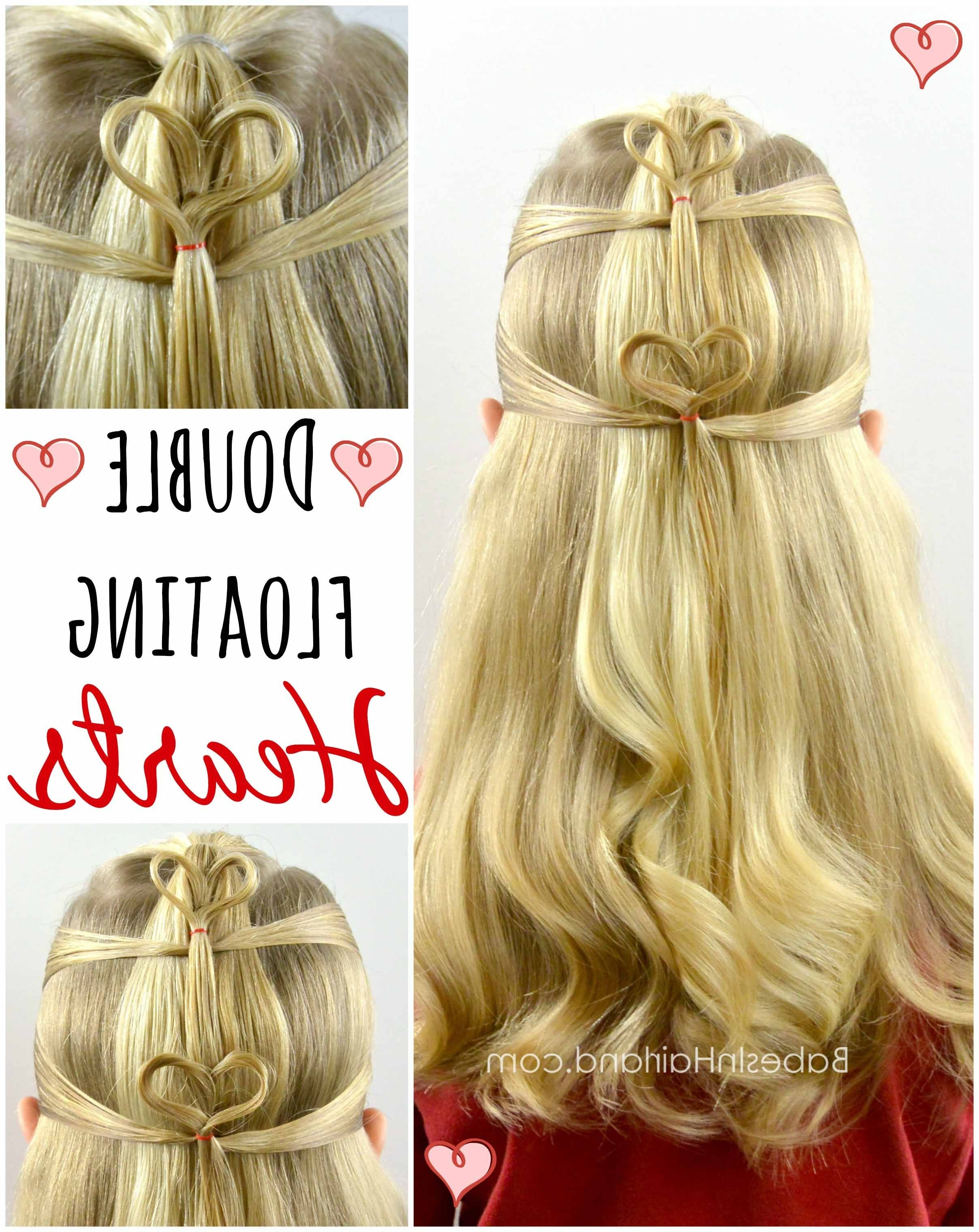 Featured Photo of Double Floating Braid Hairstyles