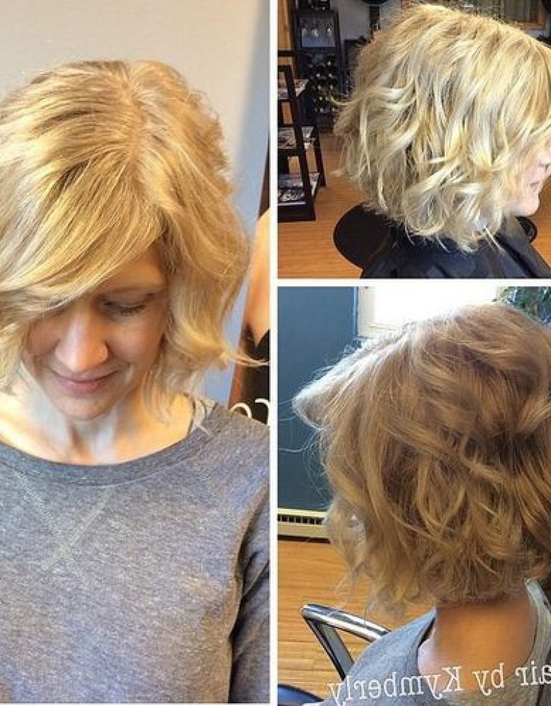 Well Known Blonde Bob With Side Bangs For Blonde Wavy Bob With Side Bangs – Hollywood Official (View 11 of 20)