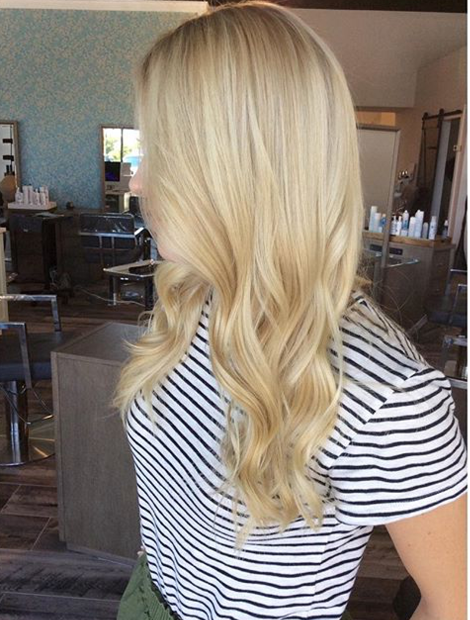 Well Known Buttery Highlights Blonde Hairstyles With What To Ask Your Stylist For To Get The Color You Want: Blonde (View 18 of 20)