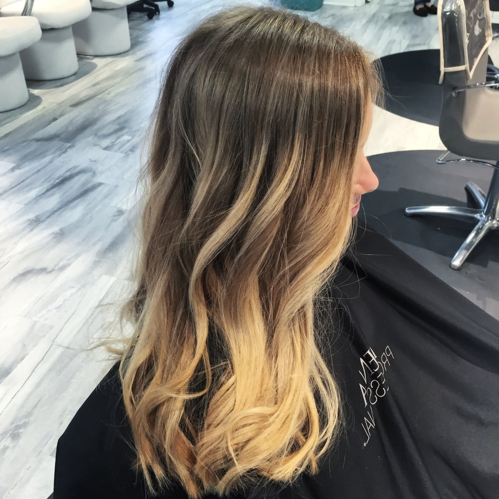 Well Known Classic Blonde Balayage Hairstyles Throughout Root Stretch Blonde Balayage! – Yelp (View 20 of 20)