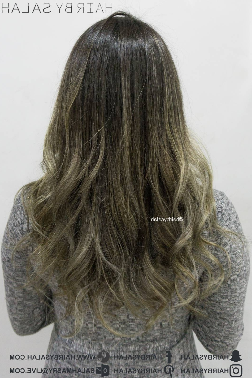 Well Known Classic Blonde Balayage Hairstyles Within Classic Ash Blonde Balayage – Hairsalah (View 19 of 20)