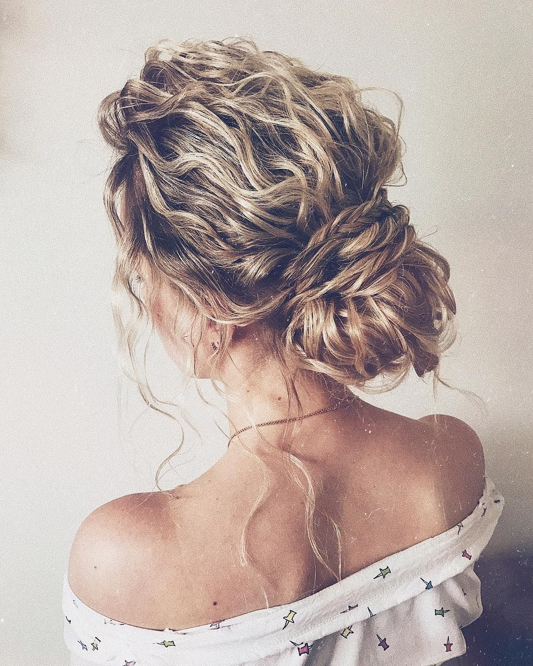 Well Known Fabulous Bridal Pony Hairstyles Regarding 87 Fabulous Wedding Hairstyles For Every Wedding Dress Neckline (View 7 of 20)